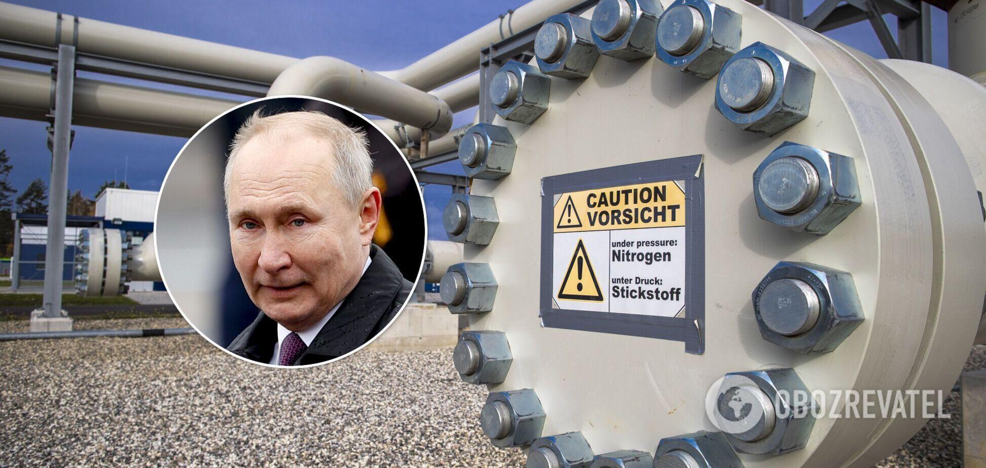 Для Путіна ГТС – підстраховка, з 'Газпромом' не слід торгуватися, – Рябцев