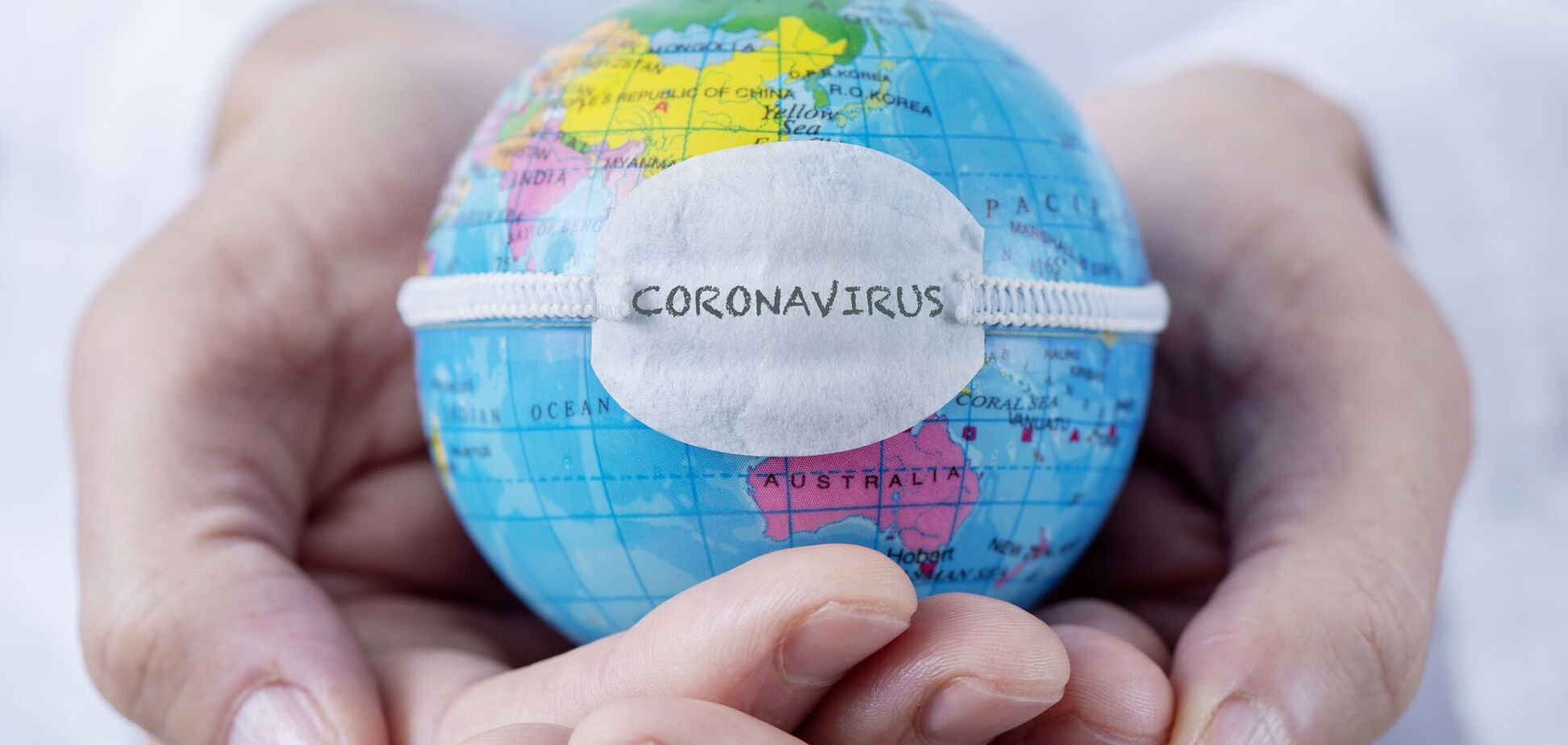 Пандемія коронавірусу