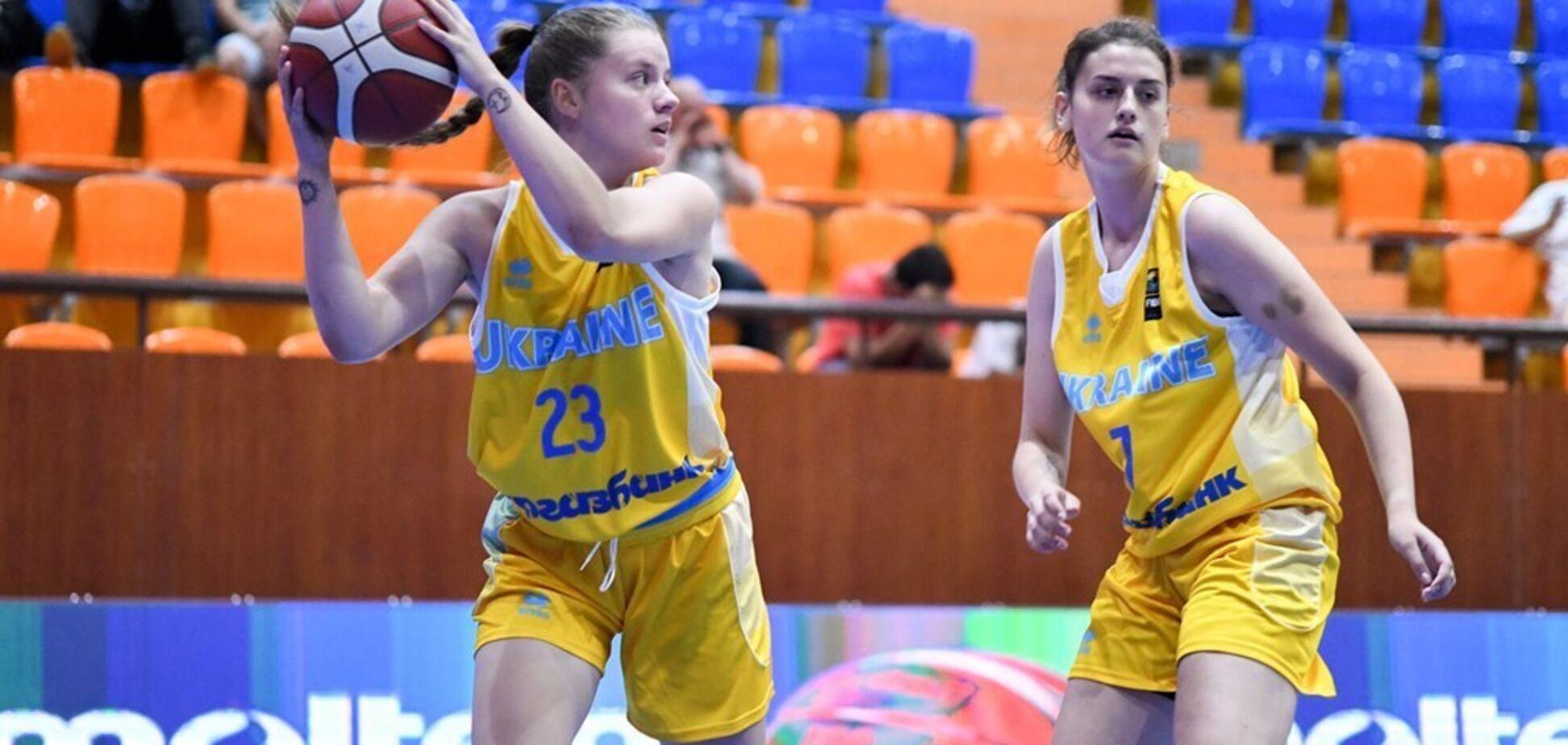 Женская сборная Украины по баскетболу добыла вторую победу на Еврочеленджере