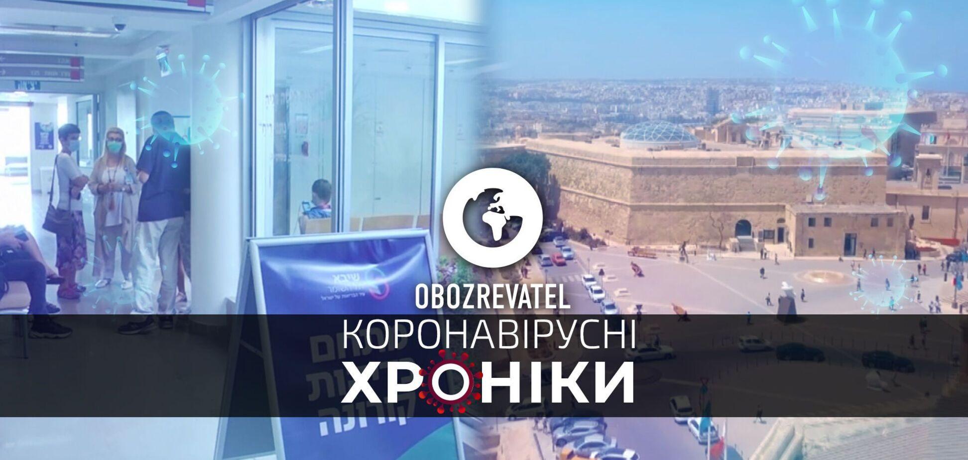 Новый максимум смертей от ковида в России, а Израиль готовится вакцинировать граждан третьей дозой Pfizer – коронавирусные хроники