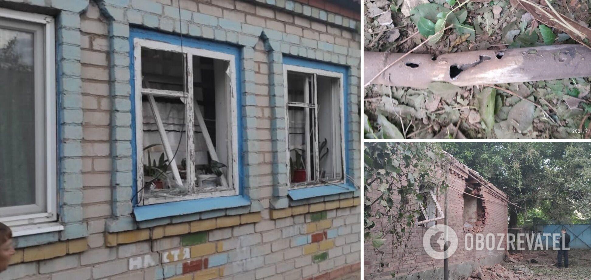 Наемники России обстреляли украинский Нью-Йорк. Фото разрушений