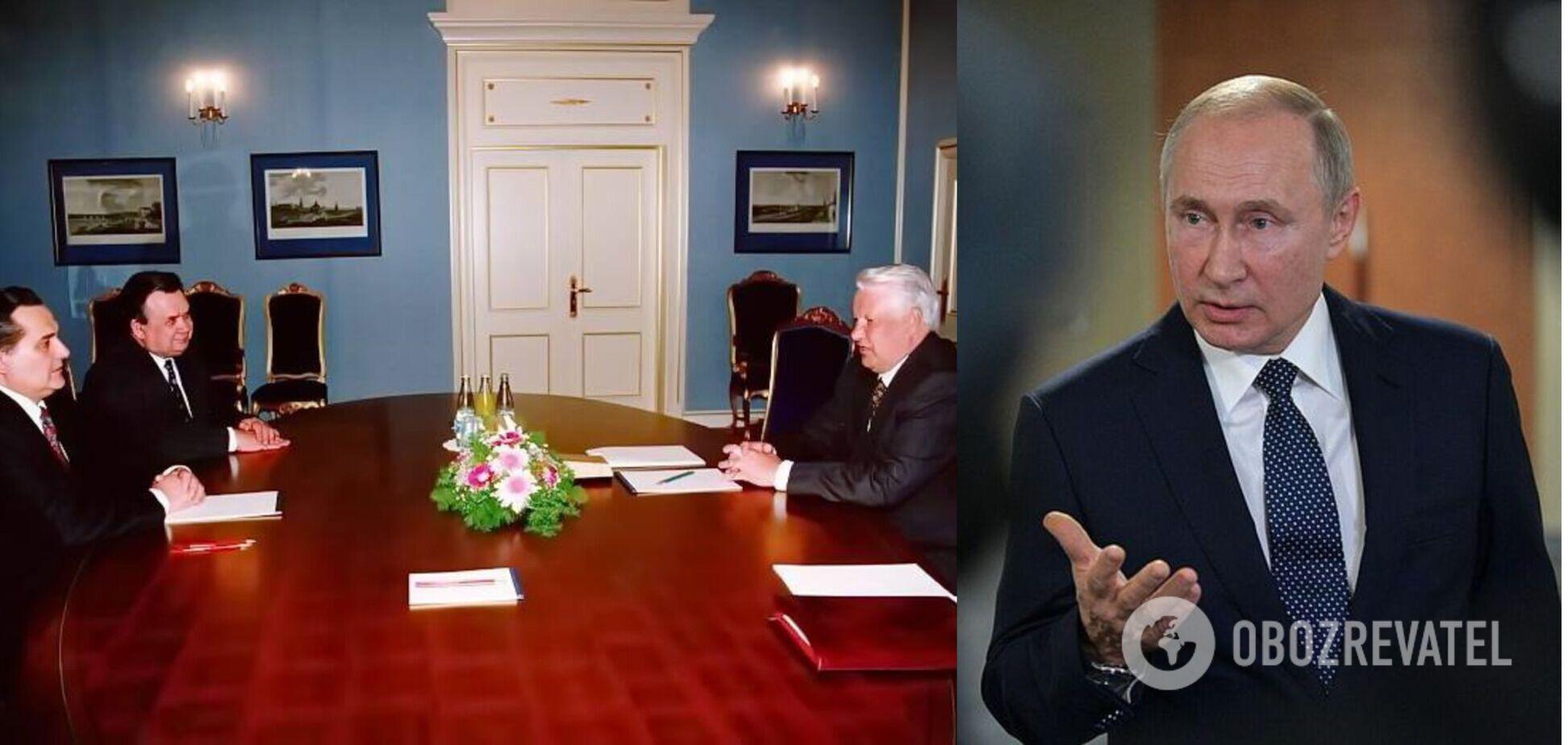 Чего нельзя забывать в отношениях с руководством России