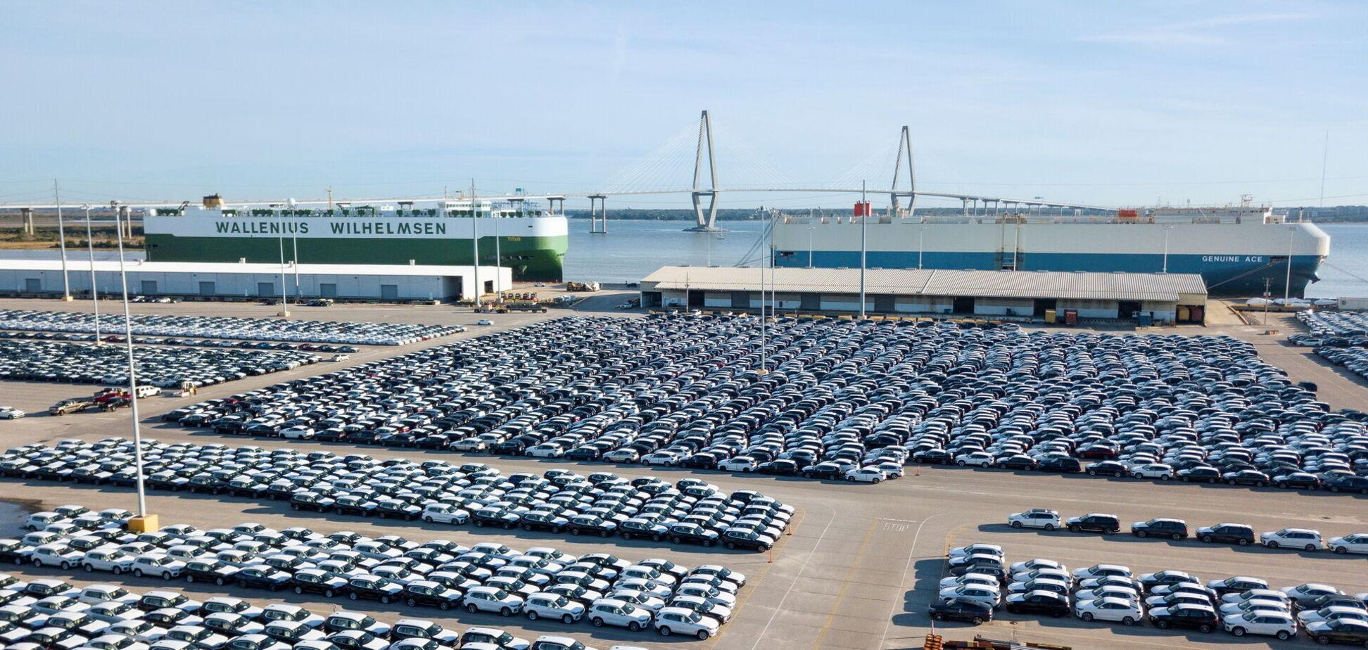 У Європі підбили підсумки продажів нових авто