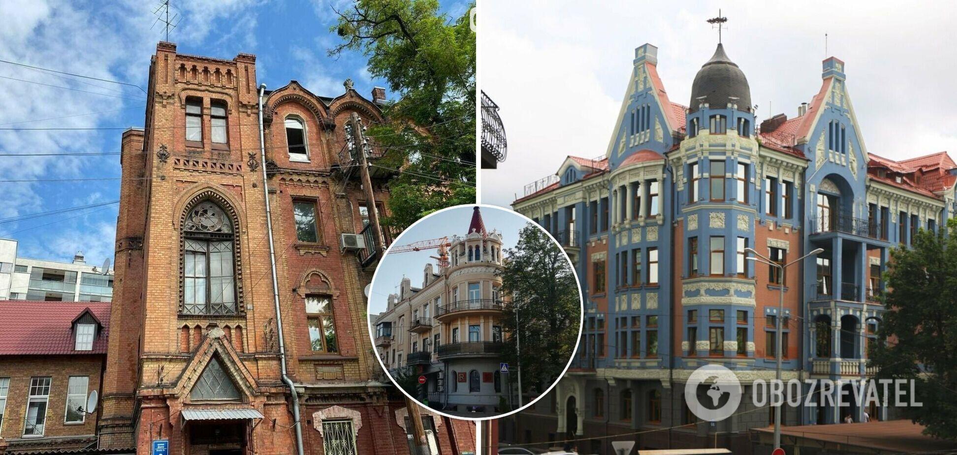 Будинки були побудовані понад сто років тому