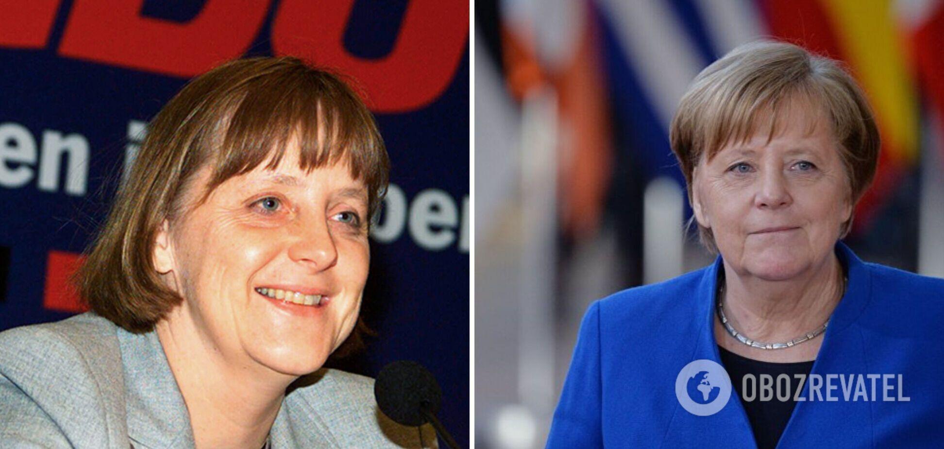 Ангела Меркель празднует день рождения