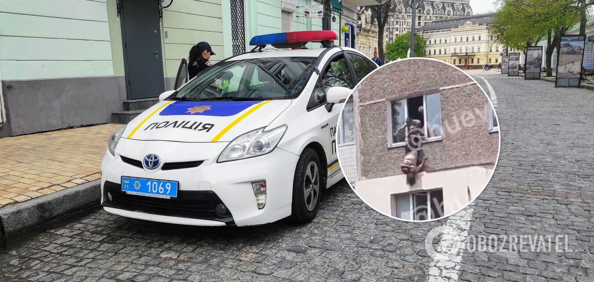 Інцидент стався в Дарницькому районі столиці