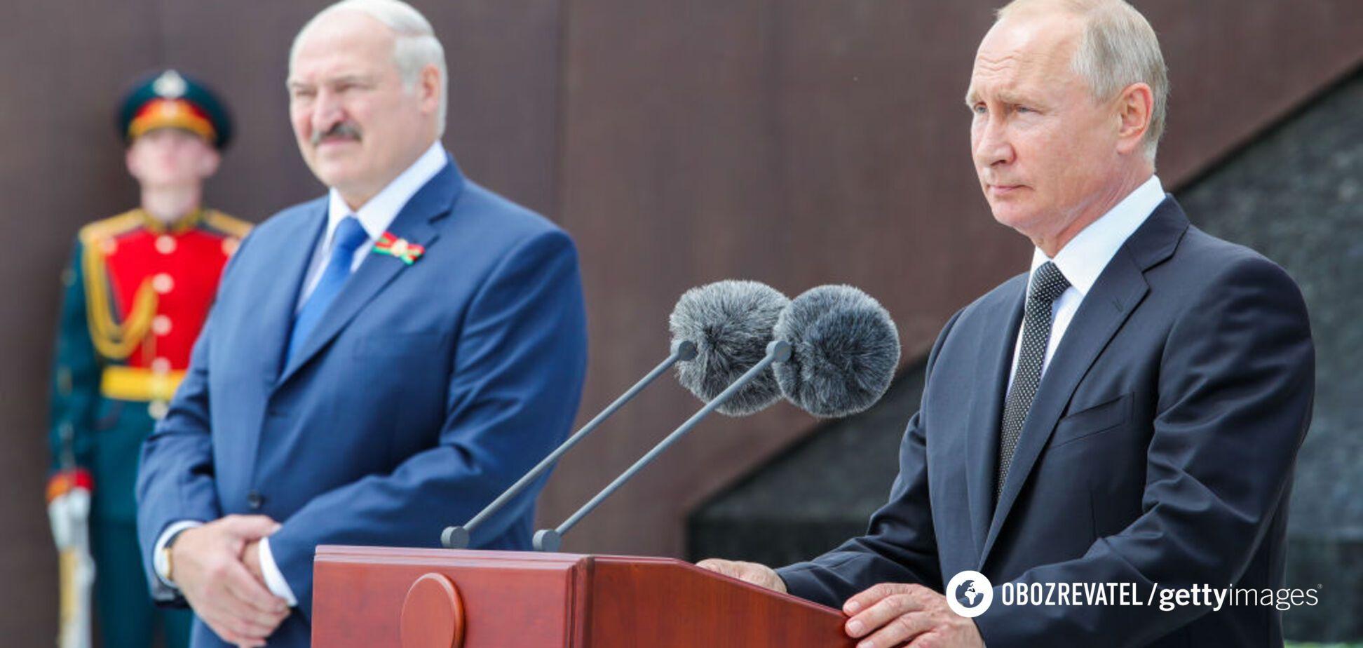По указанию Путина Лукашенко убирает негодных