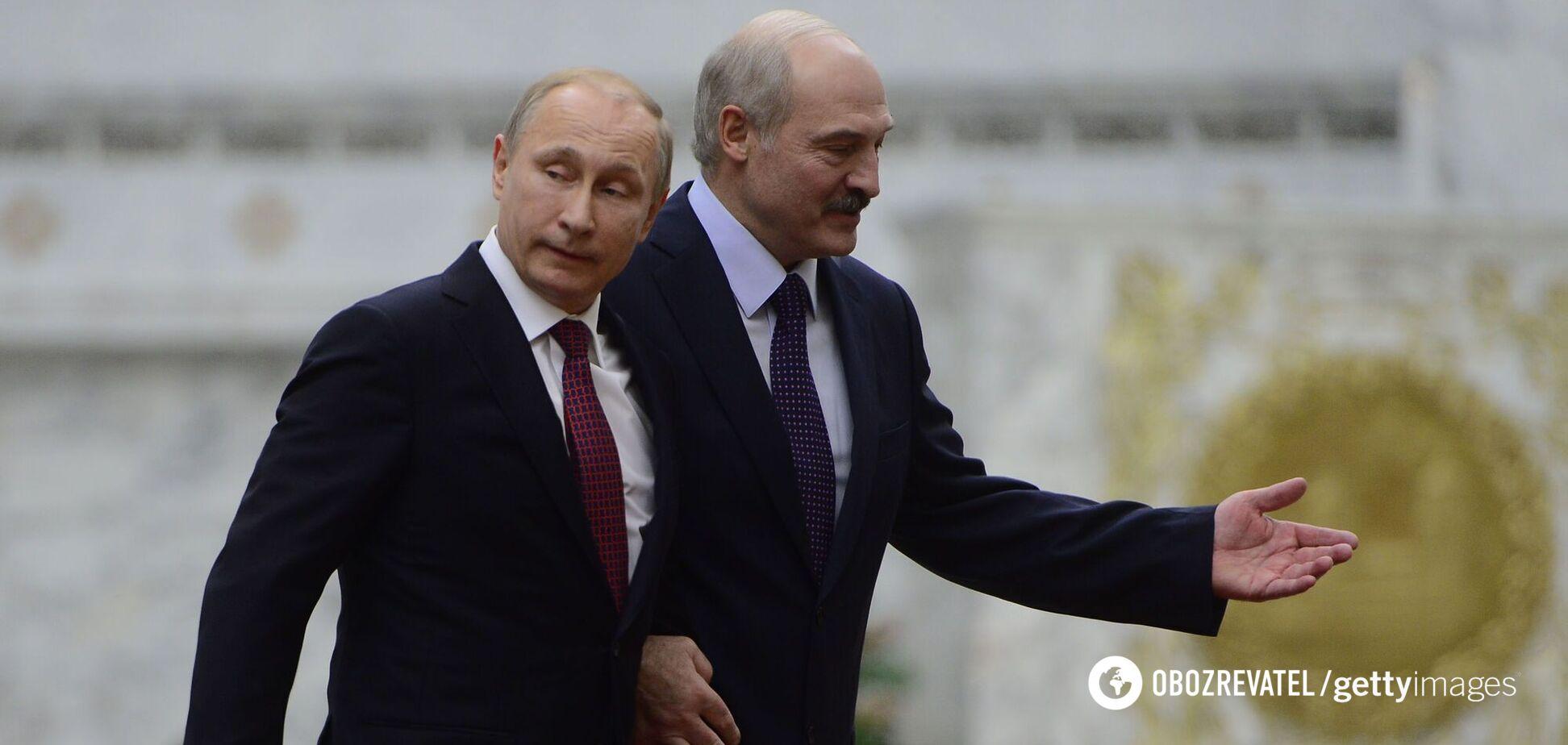 Путин помогает Лукашенко, и это хорошо, – Мартынова