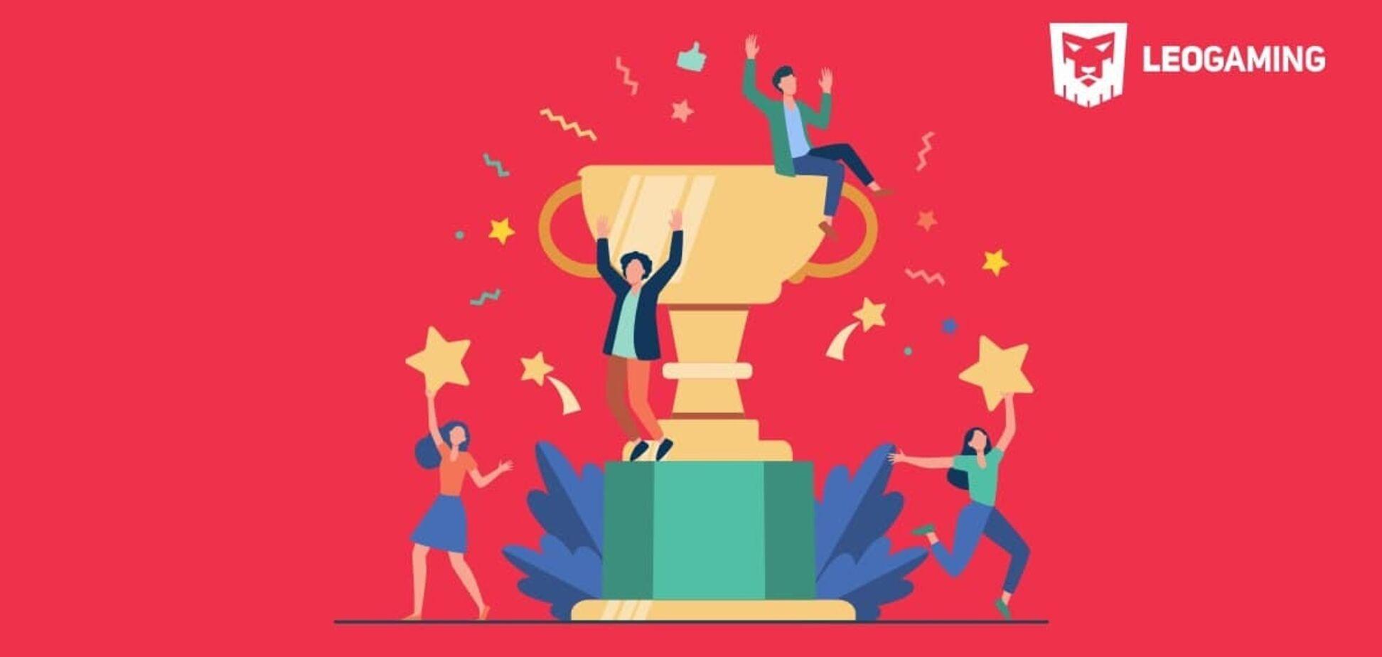 Fintech-компанія LeoGaming увійшла в топ-15 IT-роботодавців України за версією Work.ua та MC Today