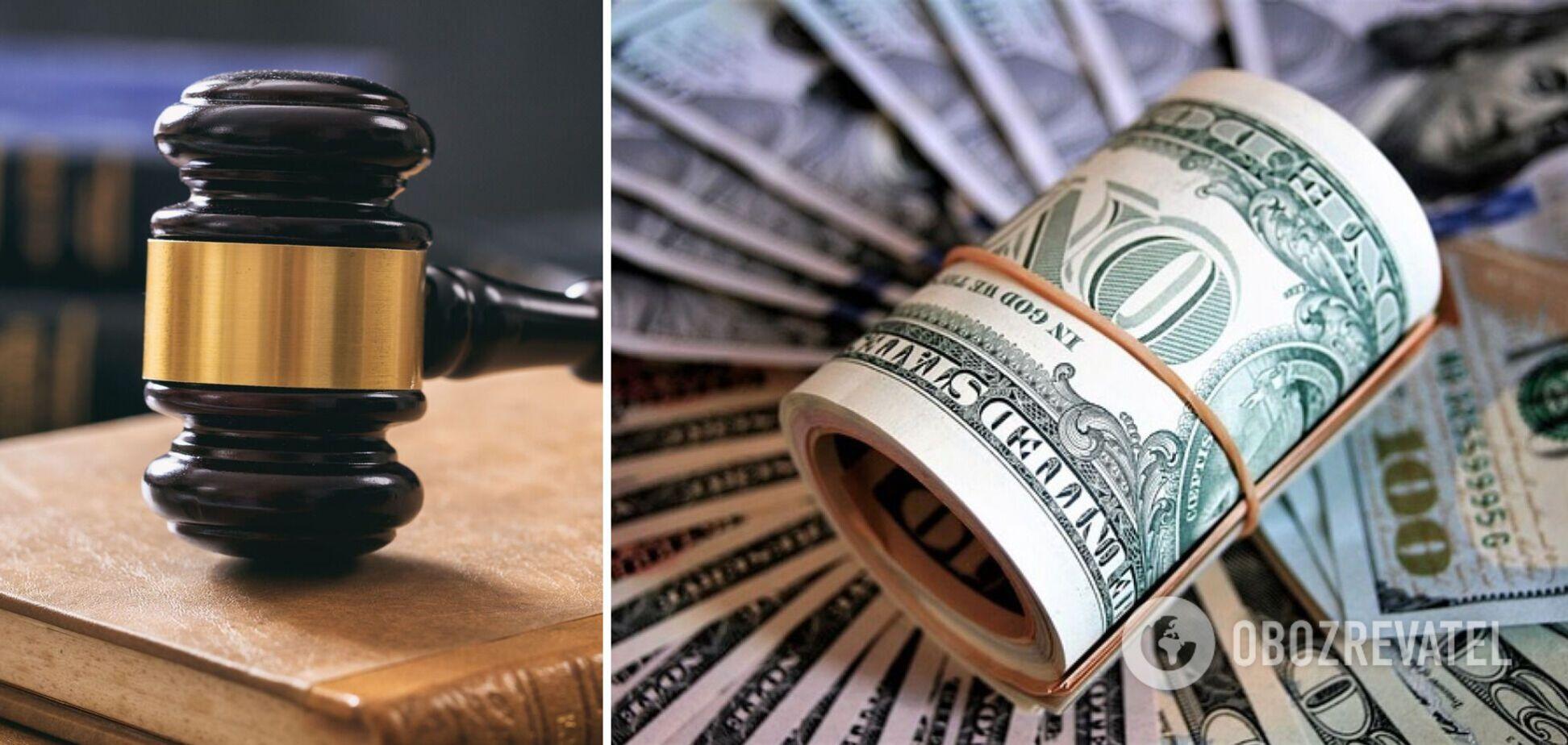 Суддя повідомив про хабар