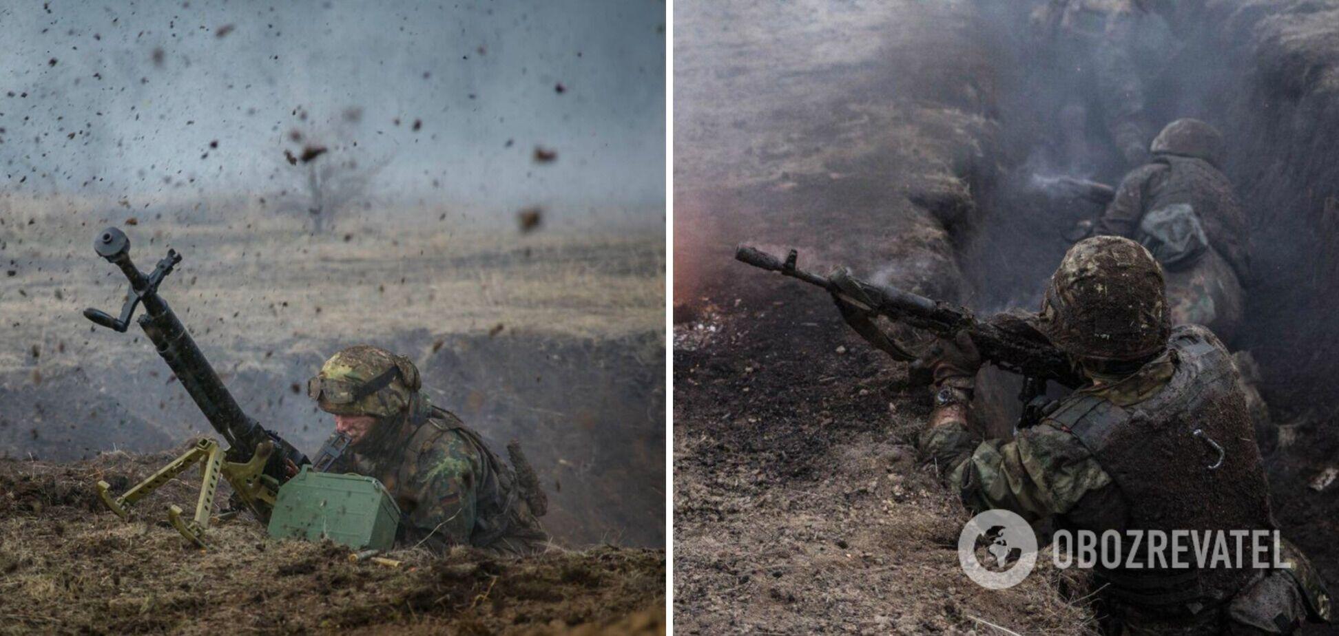 Окупанти обстріляли ЗСУ на Донбасі: є поранений