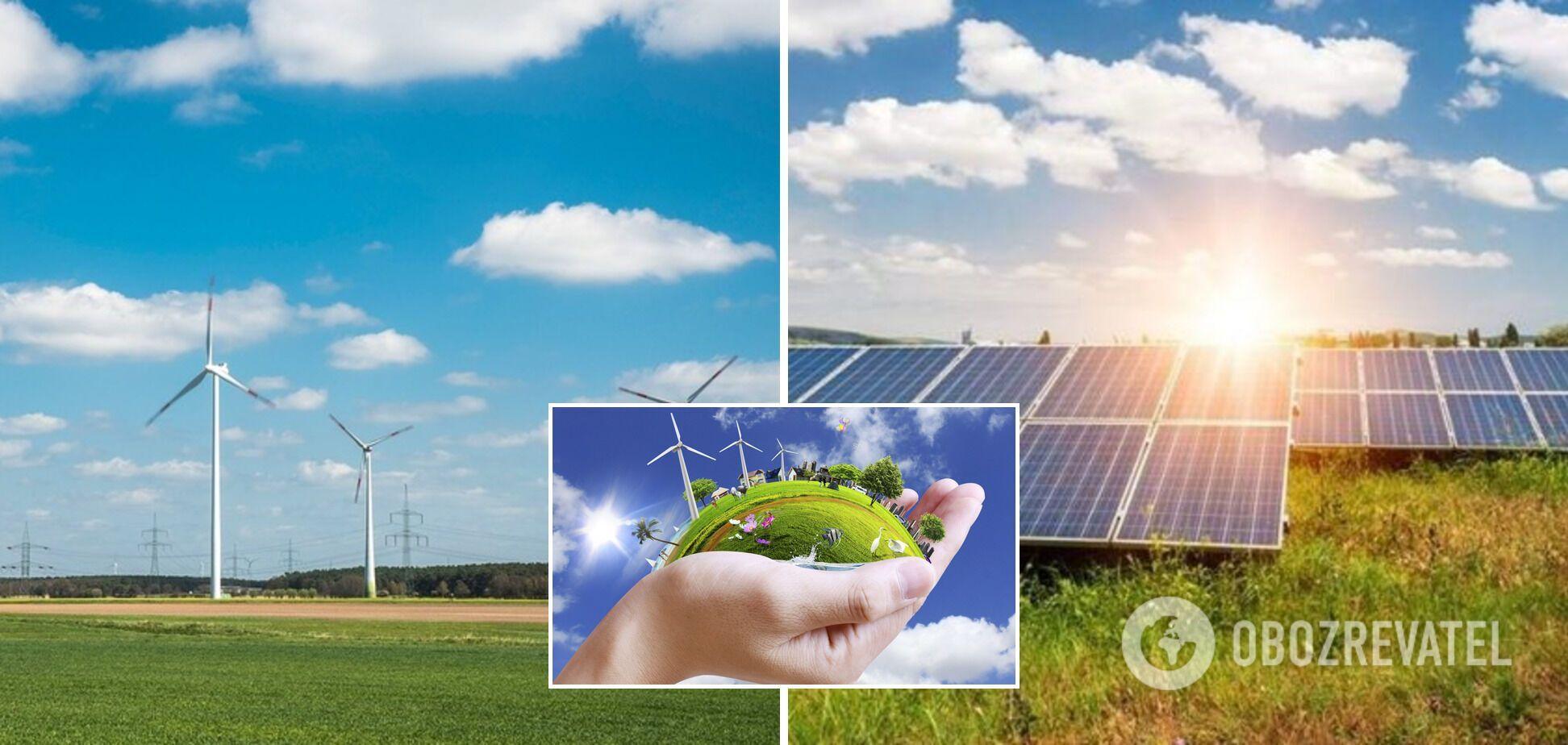 В 2030 году 'зеленая' электроэнергия будет самой дешевой в Украине – ЕБРР