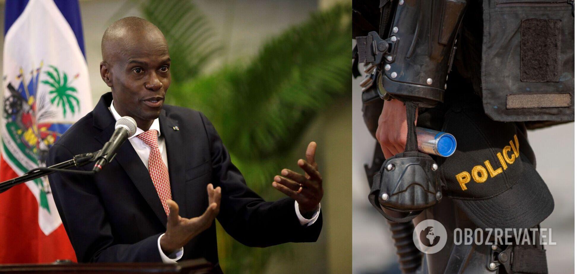 Президента Гаїті могли вбити на замовлення ексчиновника – розслідування