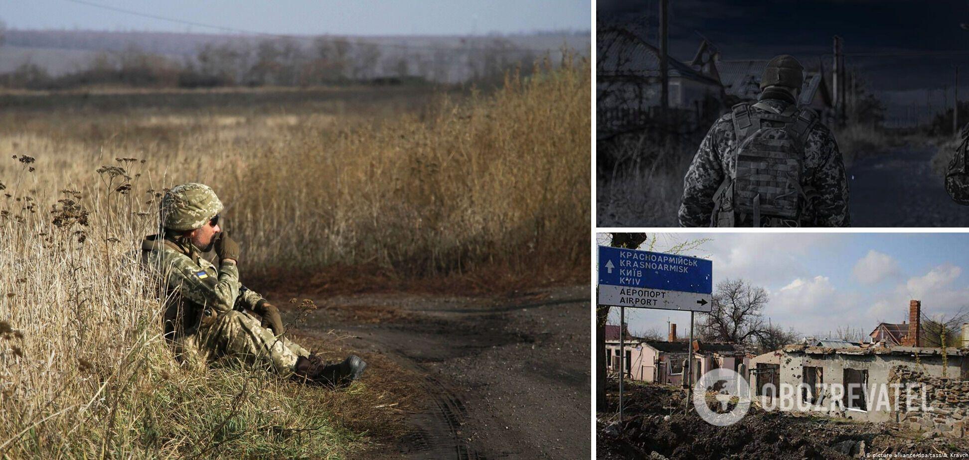 Його звуть Толя, і він - з Донбасу