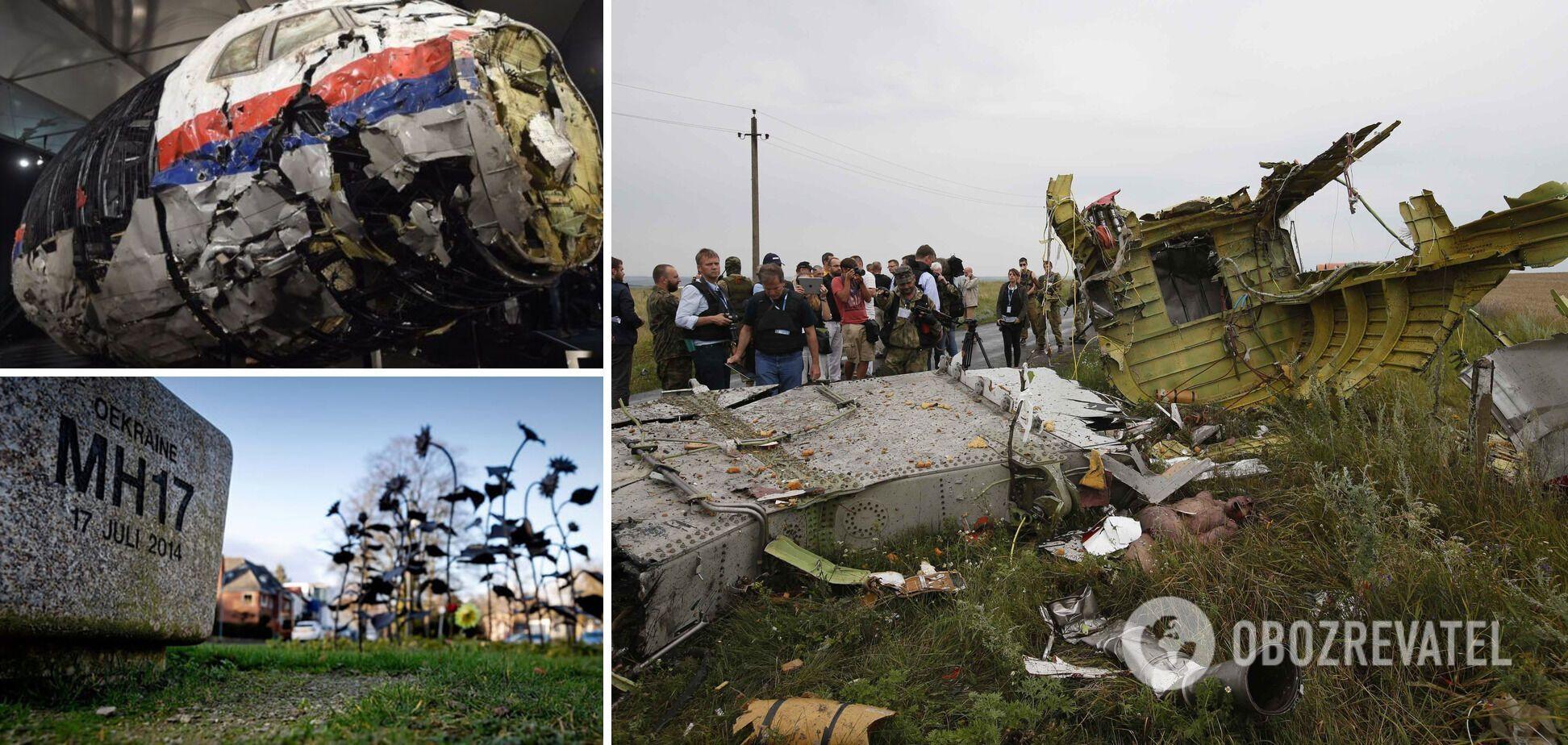 Порошенко: світ наближається до вироку за збиття MH17 над Донбасом