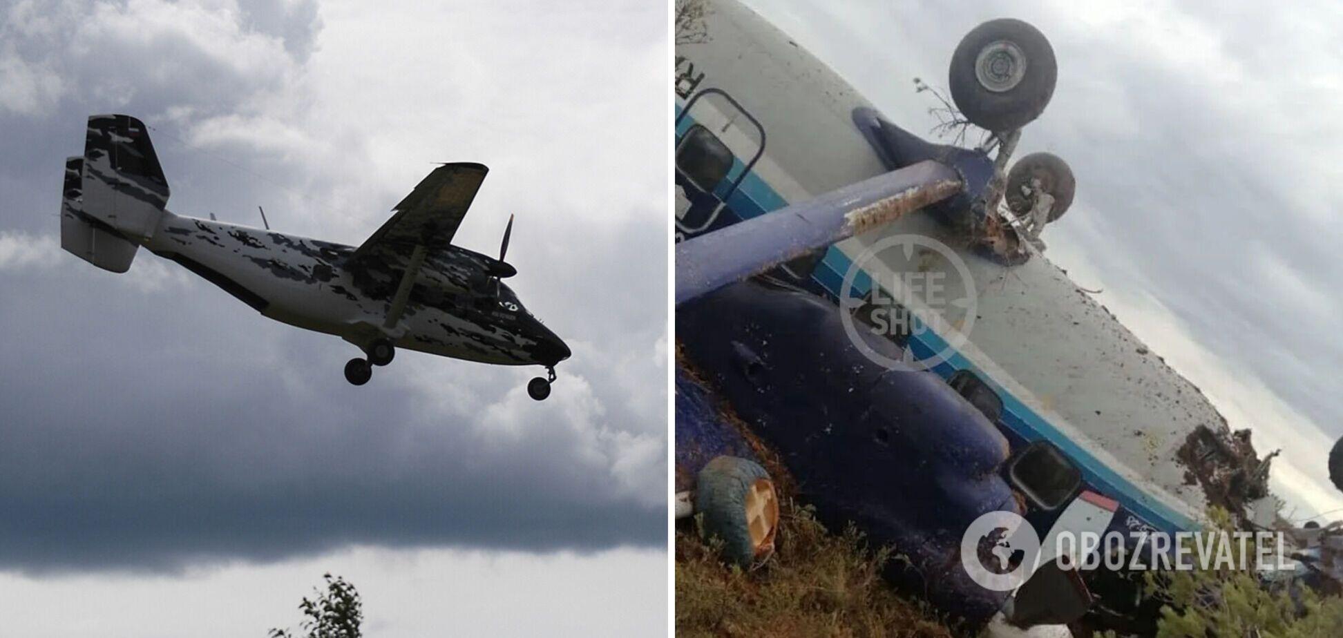 Пасажир літака, що жорстко сів у Росії, розповів деталі НП: діти плакали, а люди молилися