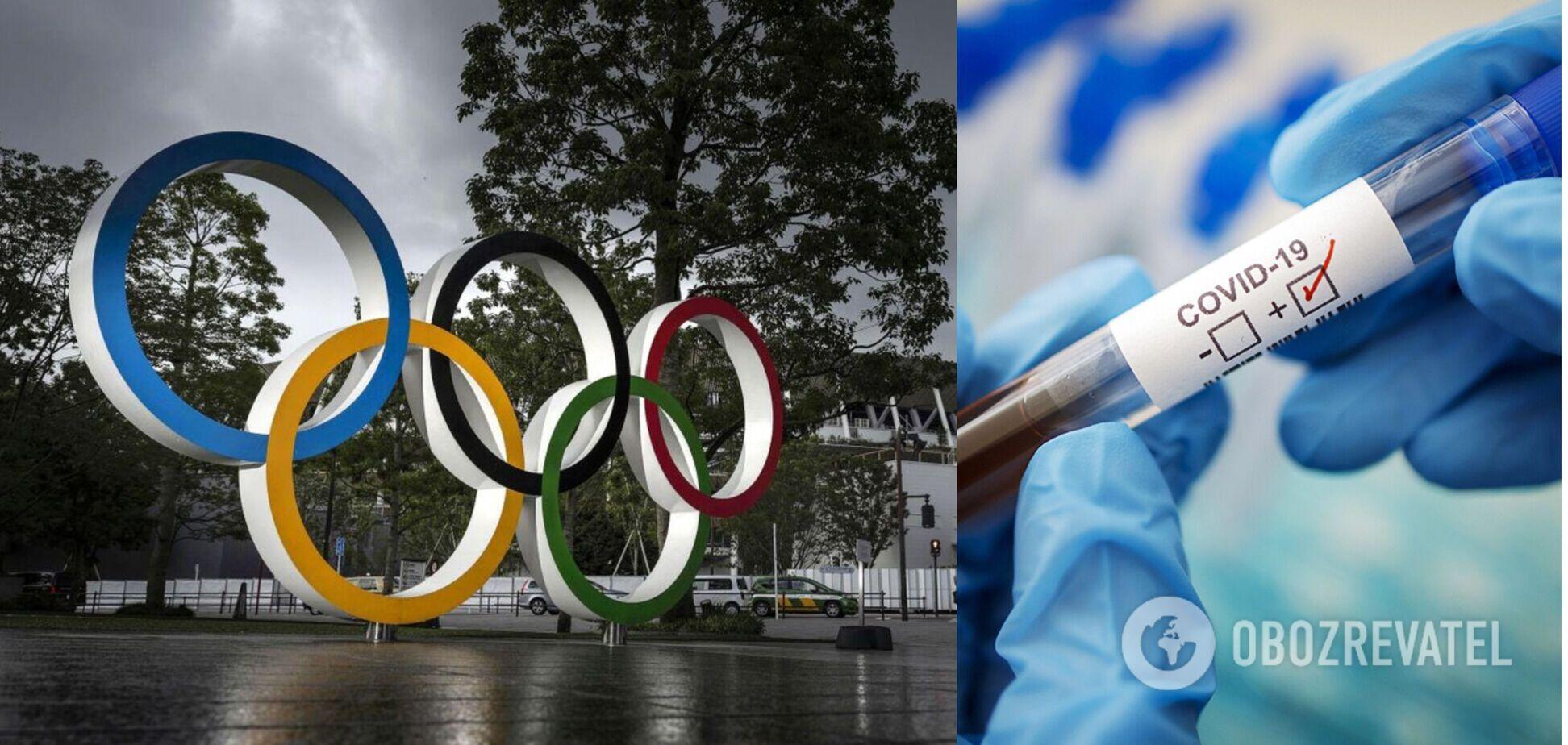 В Олимпийской деревне в Токио произошла вспышка коронавируса