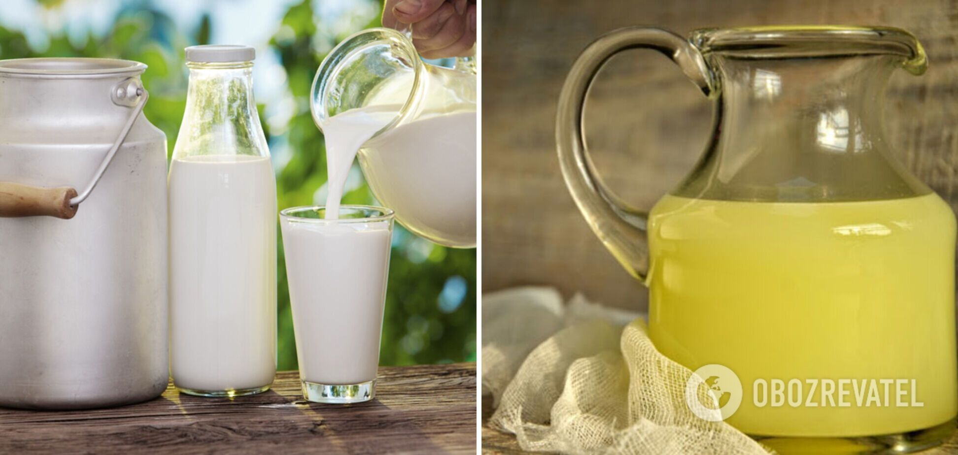 Молочная сыворотка: недооцененный и очень полезный продукт