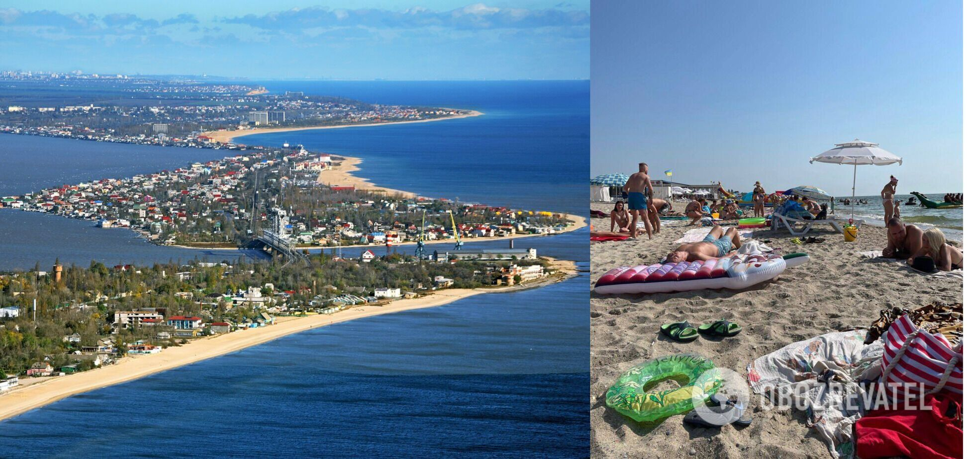 Море зеленого кольору, але на пляжах ажіотаж: туристи показали свіжі фото і відео із Затоки