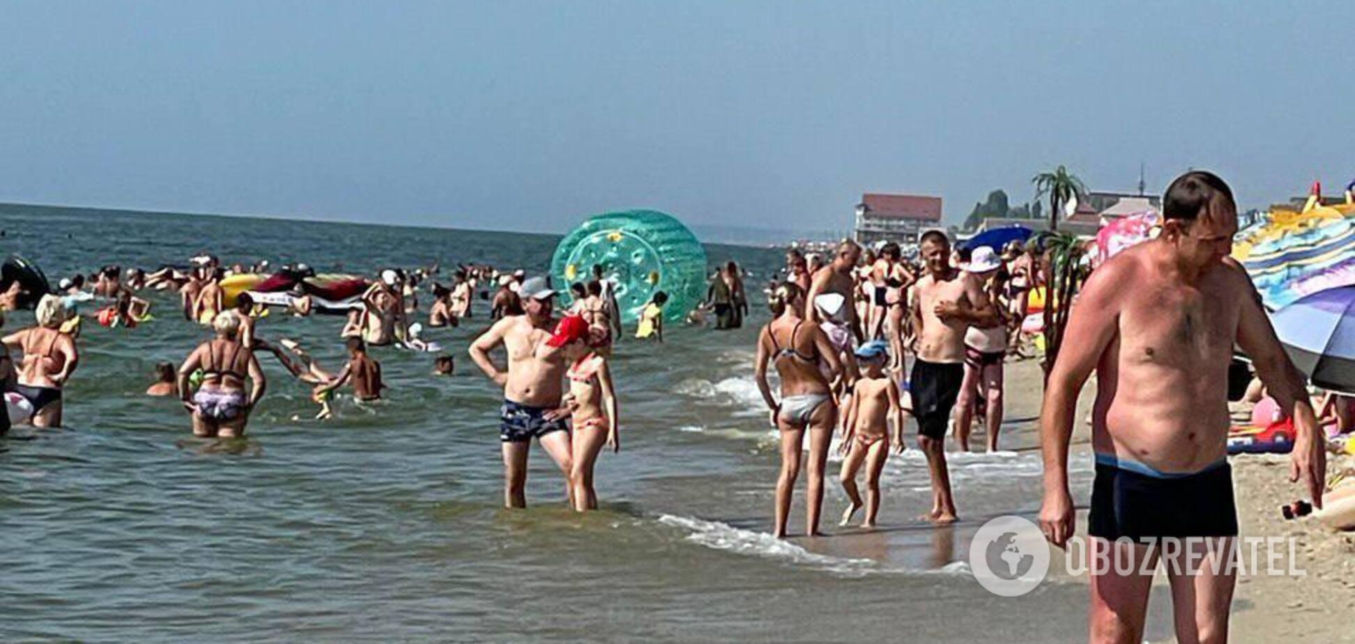 Одесская область переполнена туристами