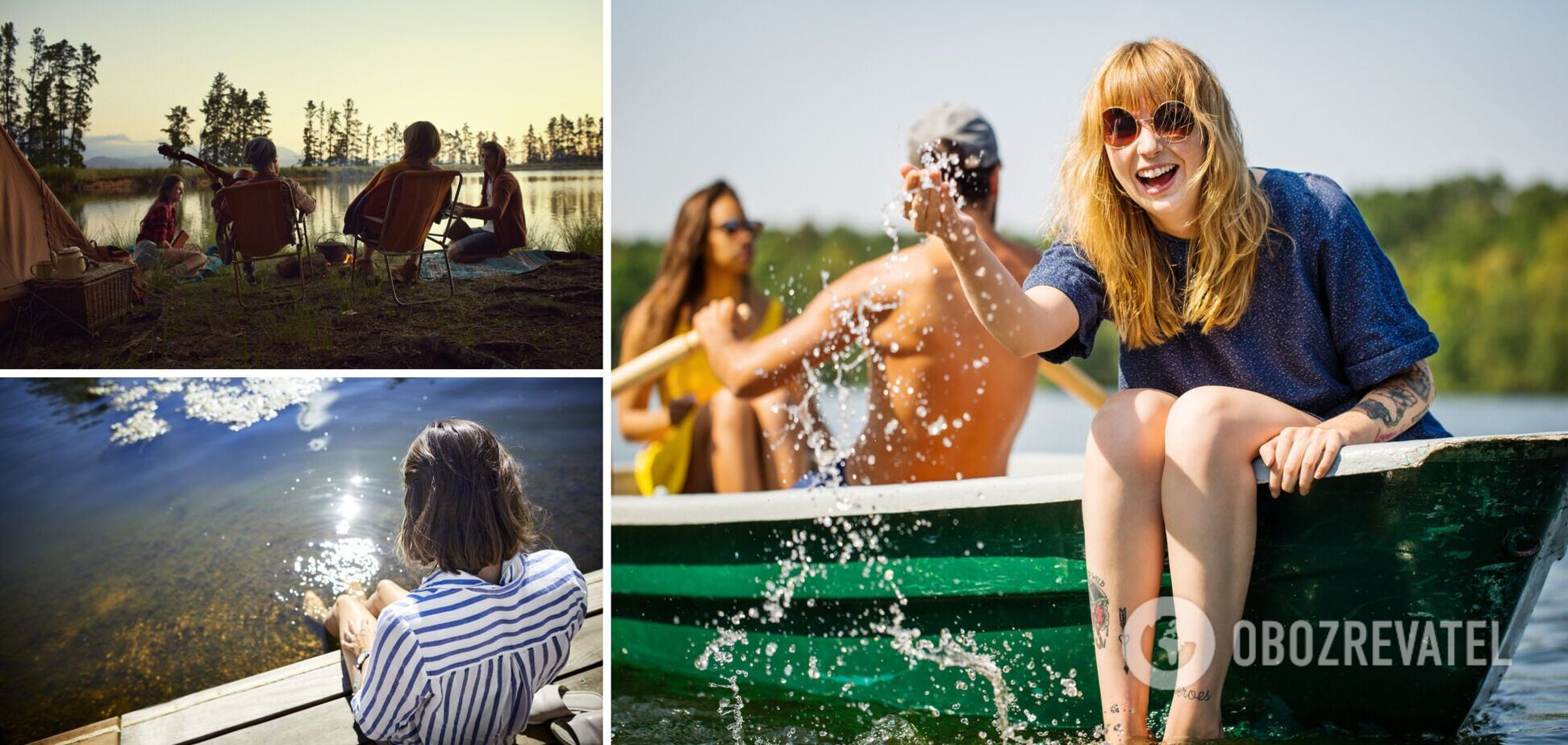 Українці часто тонуть у водоймах після вживання алкоголю