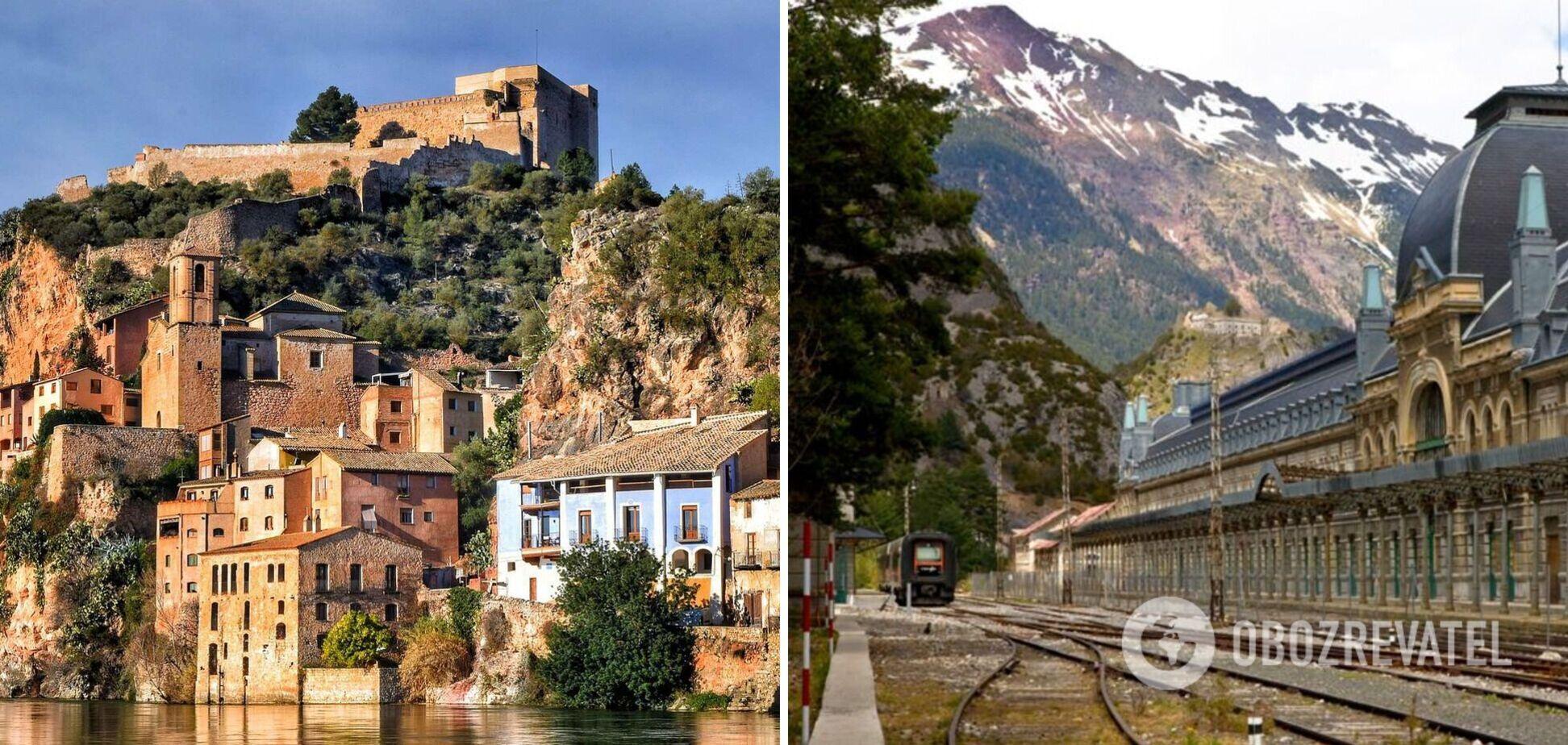 Испанский вокзал-призрак превратится в пятизвездочный отель