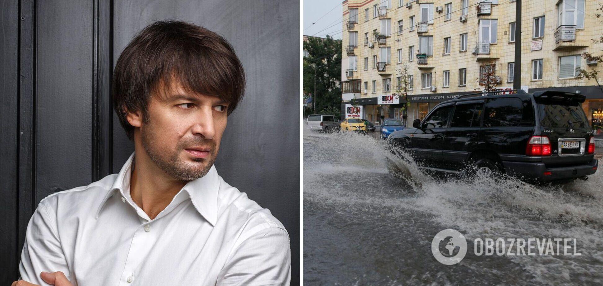 Шовковский предупредил о новом потопе