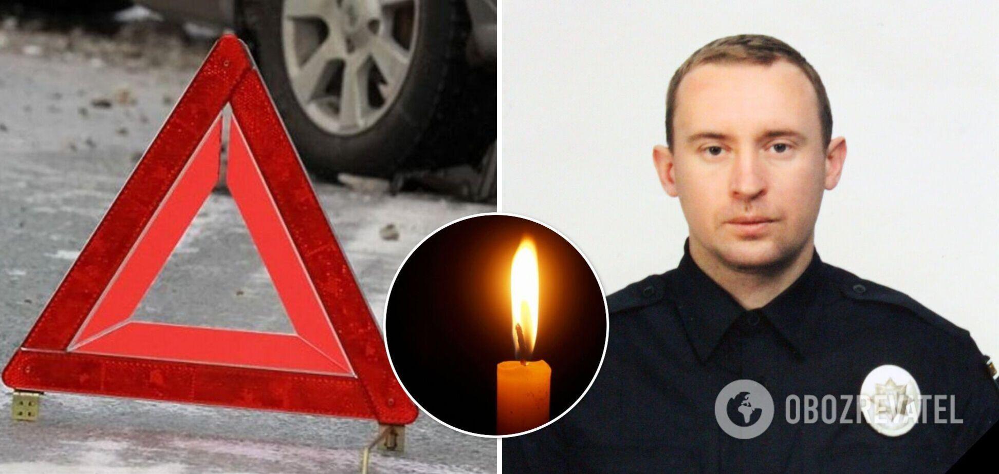 На Херсонщині під час патрулювання загинув молодий поліцейський. Фото