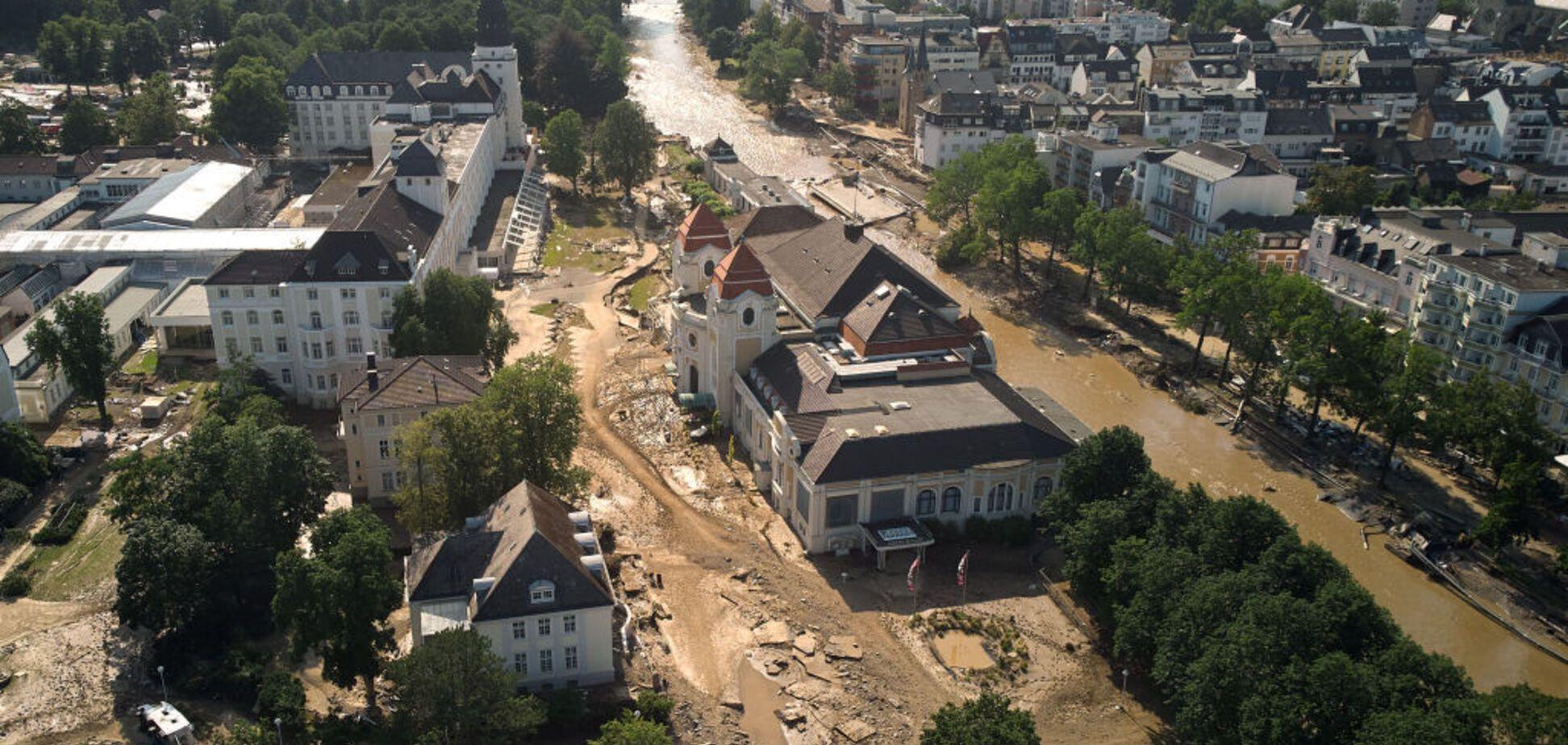 Європа оговтується після потужних паводків