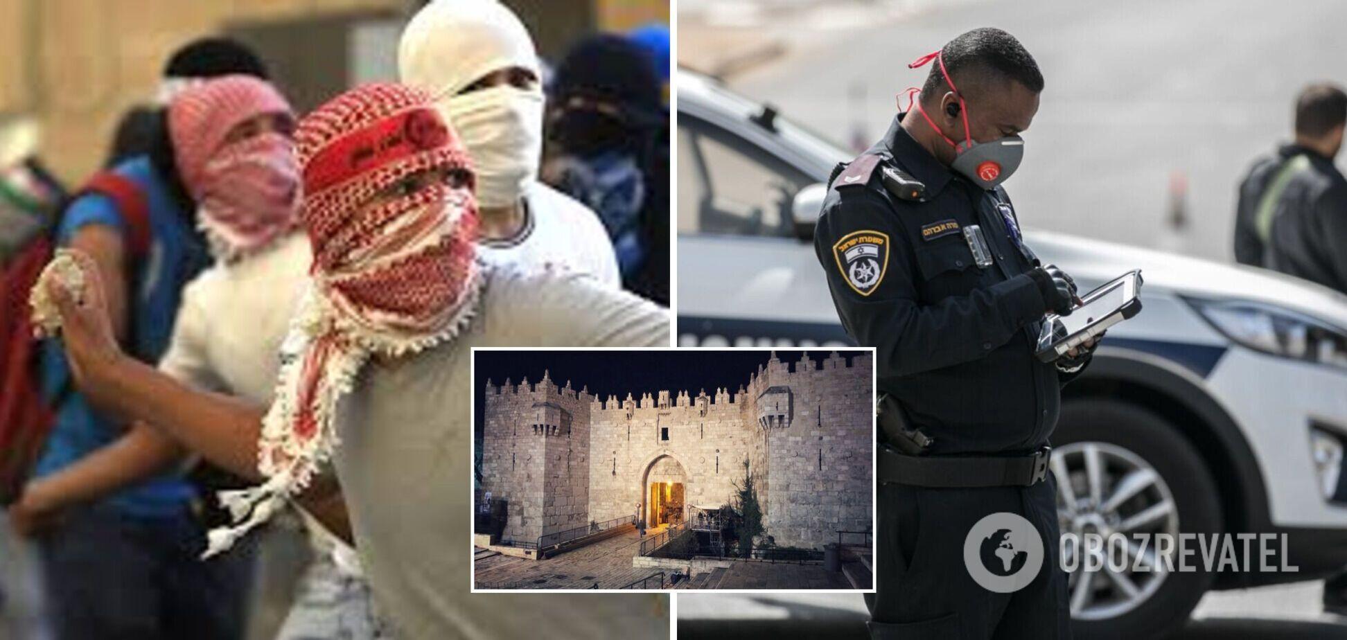У Єрусалимі відбулися нові зіткнення біля Храмової гори, серед постраждалих немовля