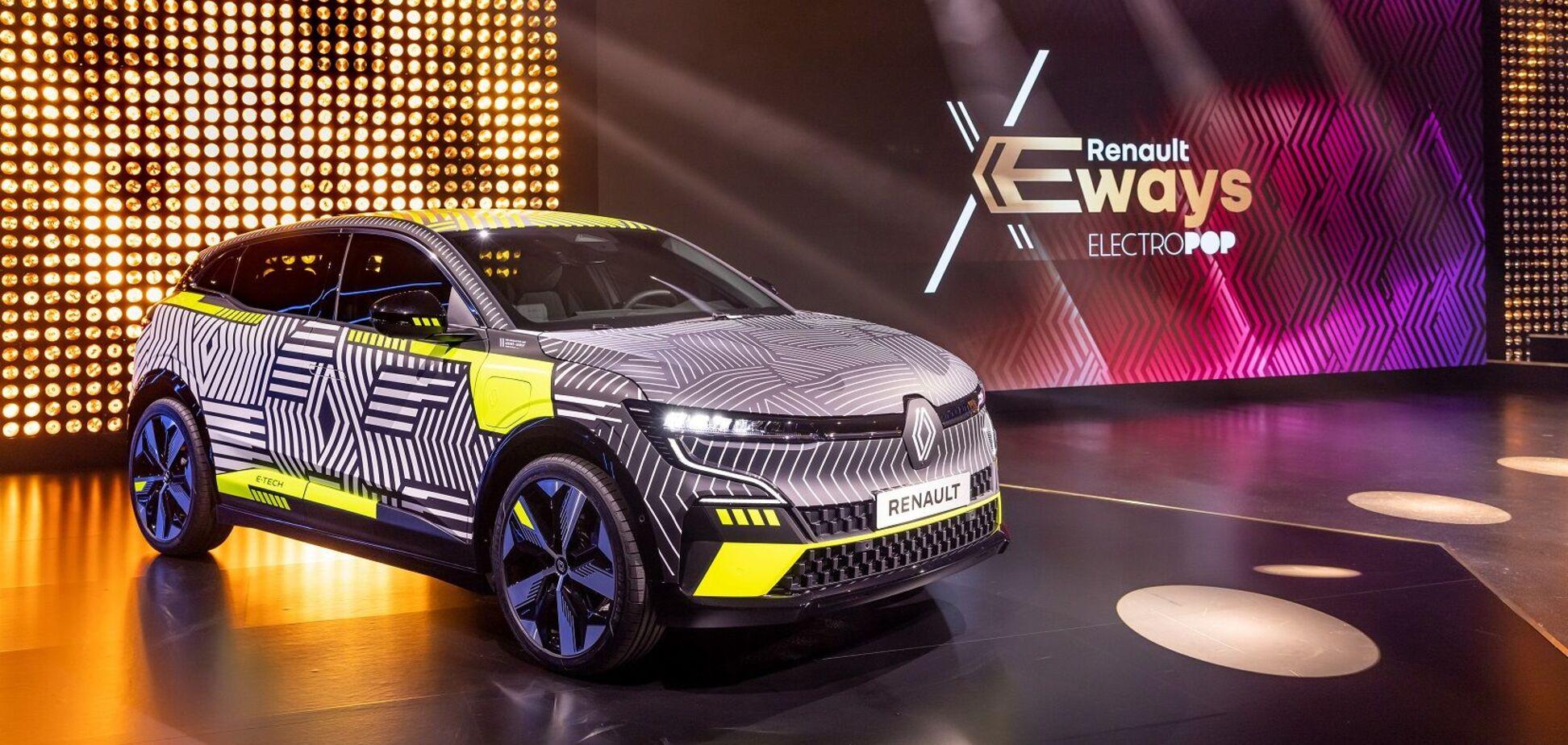 Renault готовит к 2025 году сразу 7 новых электромобилей