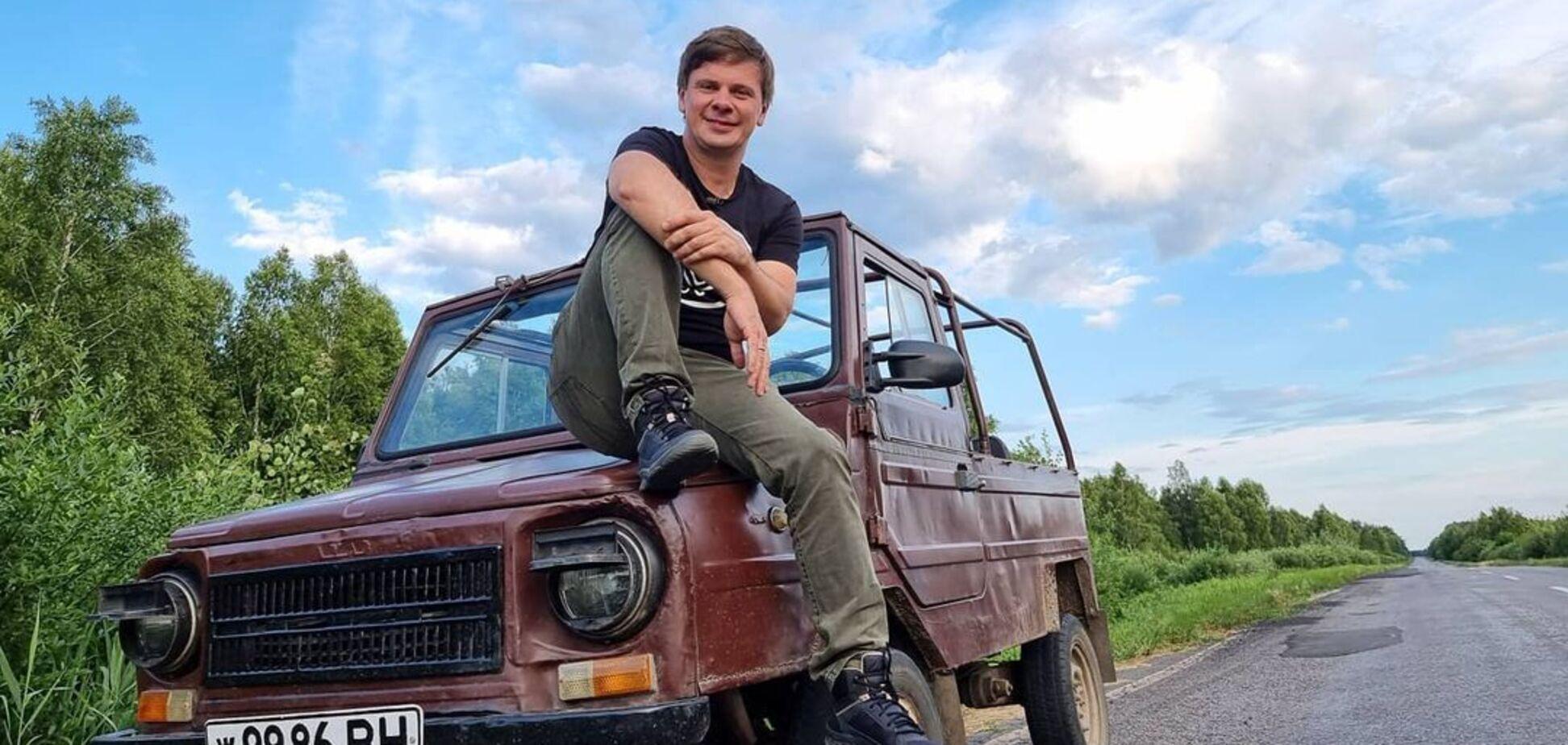Телеведущий Дмитрий Комаров напугал фанатов своей внешностью. Фото
