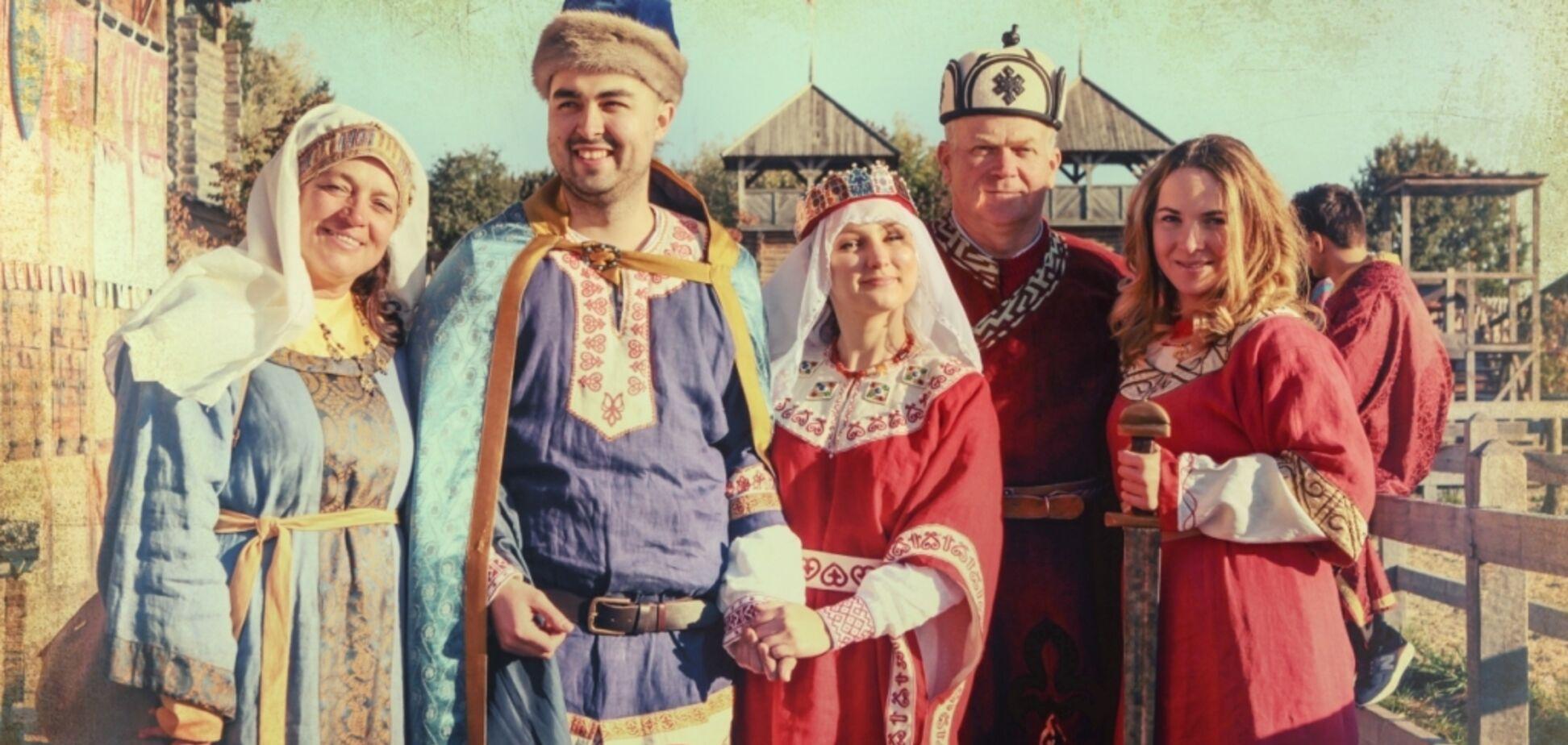 Під Києвом покажуть середньовічну моду