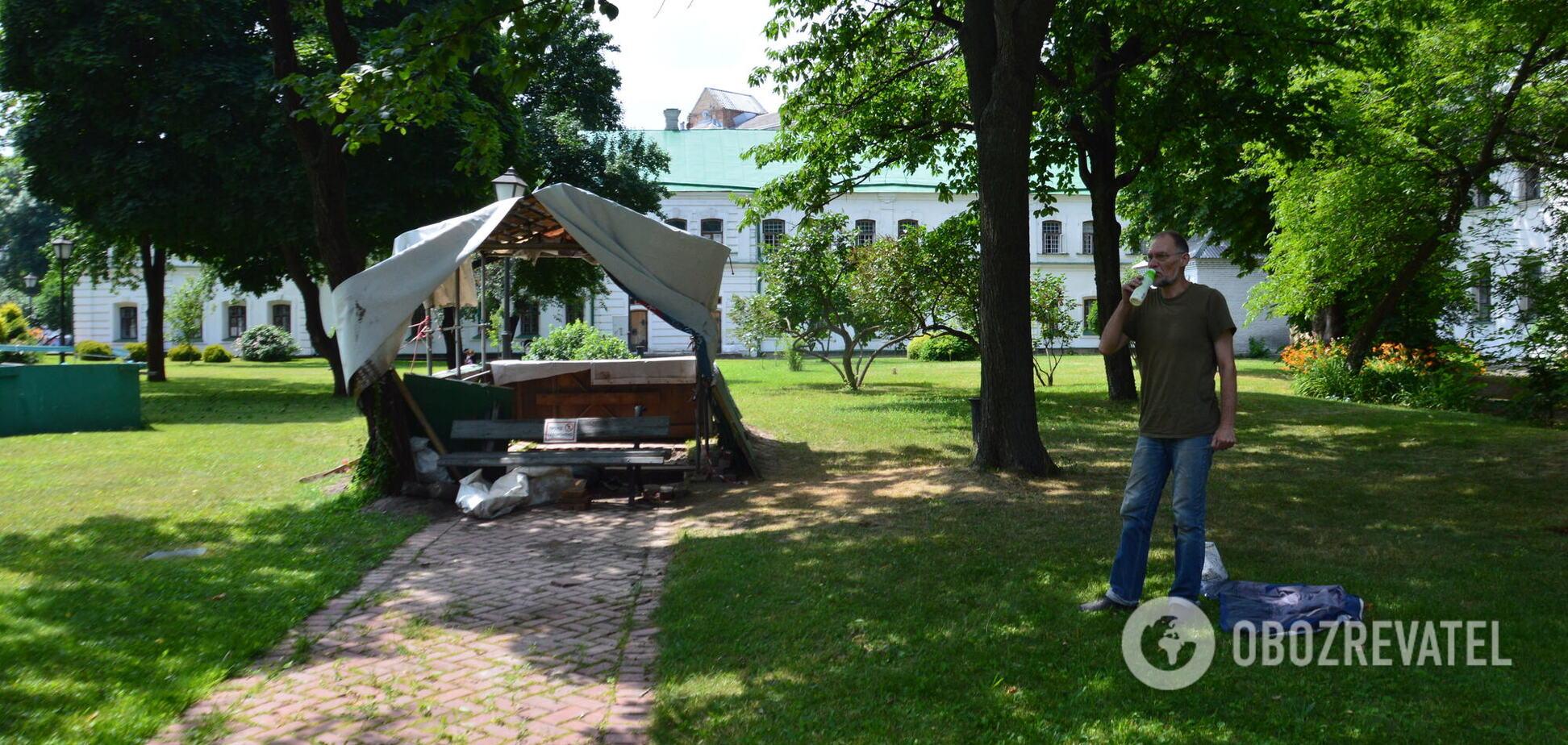У Києві в Софійському соборі розкопали стародавні підземелля