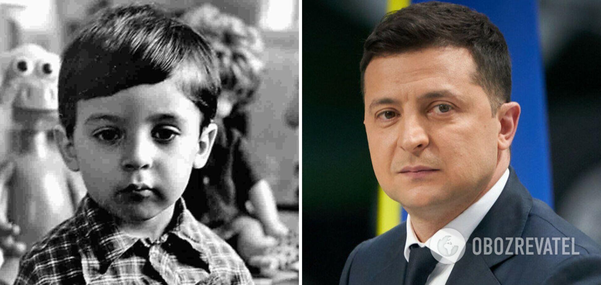 Как менялся Зеленский: фото президента на протяжении карьеры