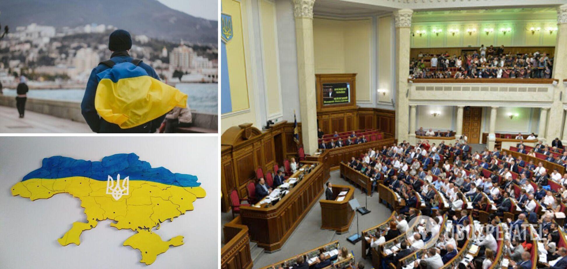 Деоккупация Крыма: шаг номер один. Какие законы принял парламент и почему это важно?