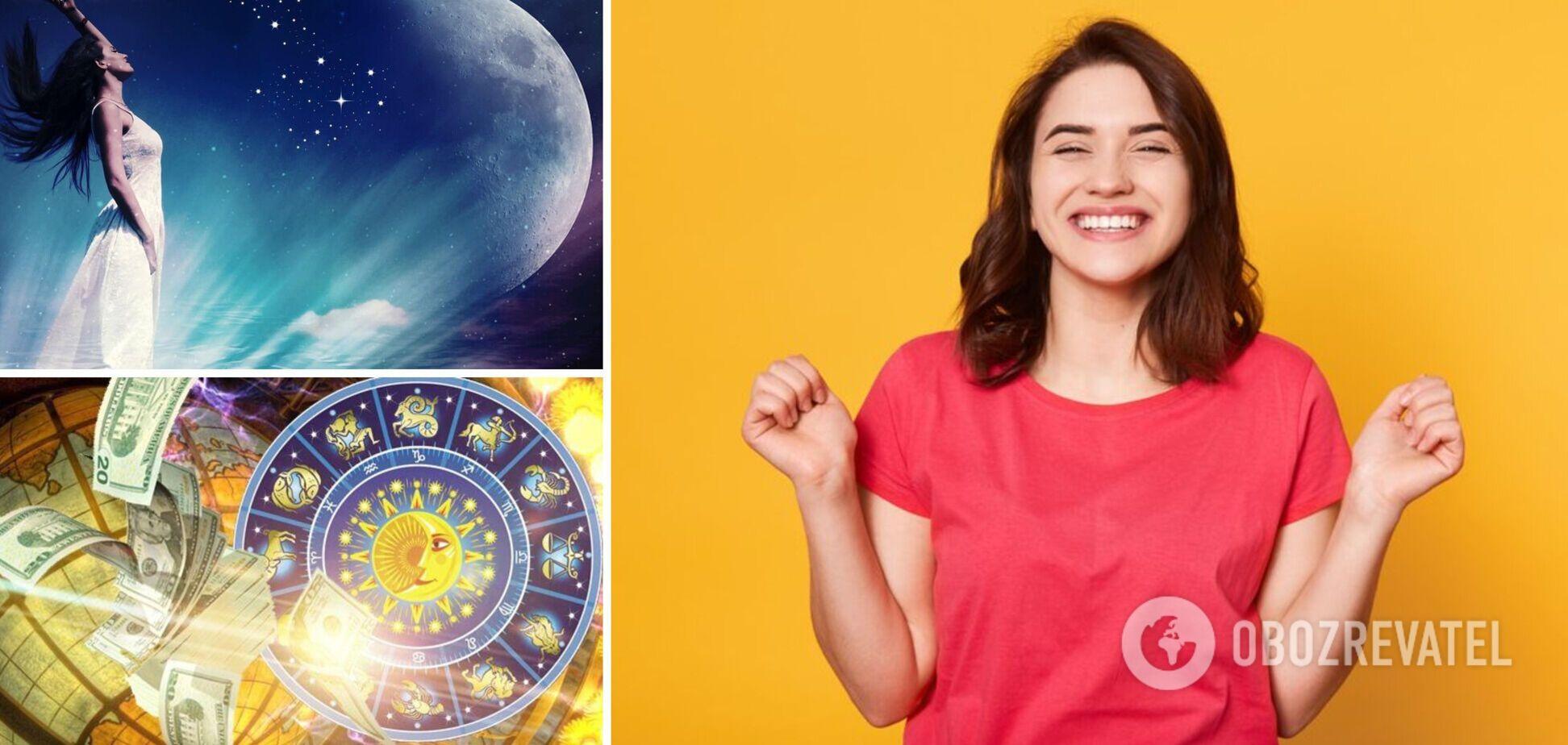 Молодик в липні 'переверне' життя п'яти знаків зодіаку: їх чекають приємні 'бонуси'