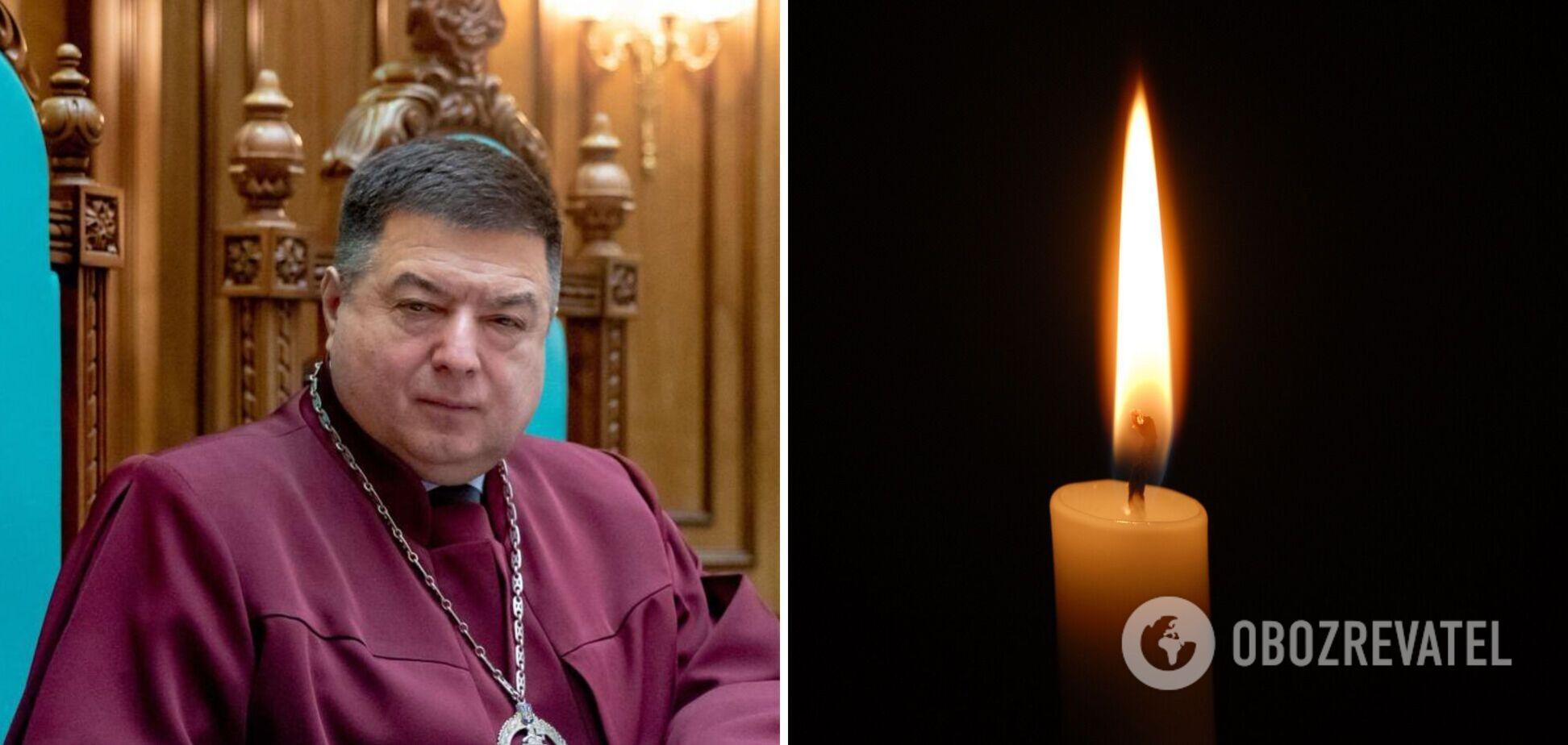Бывший глава Конституционного суда Украины Алексадр Тупицкий