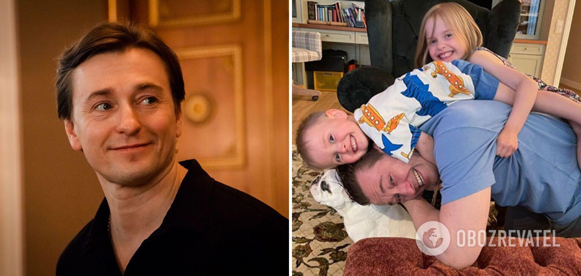 Сергей Безруков станет отцом в пятый раз. Фото