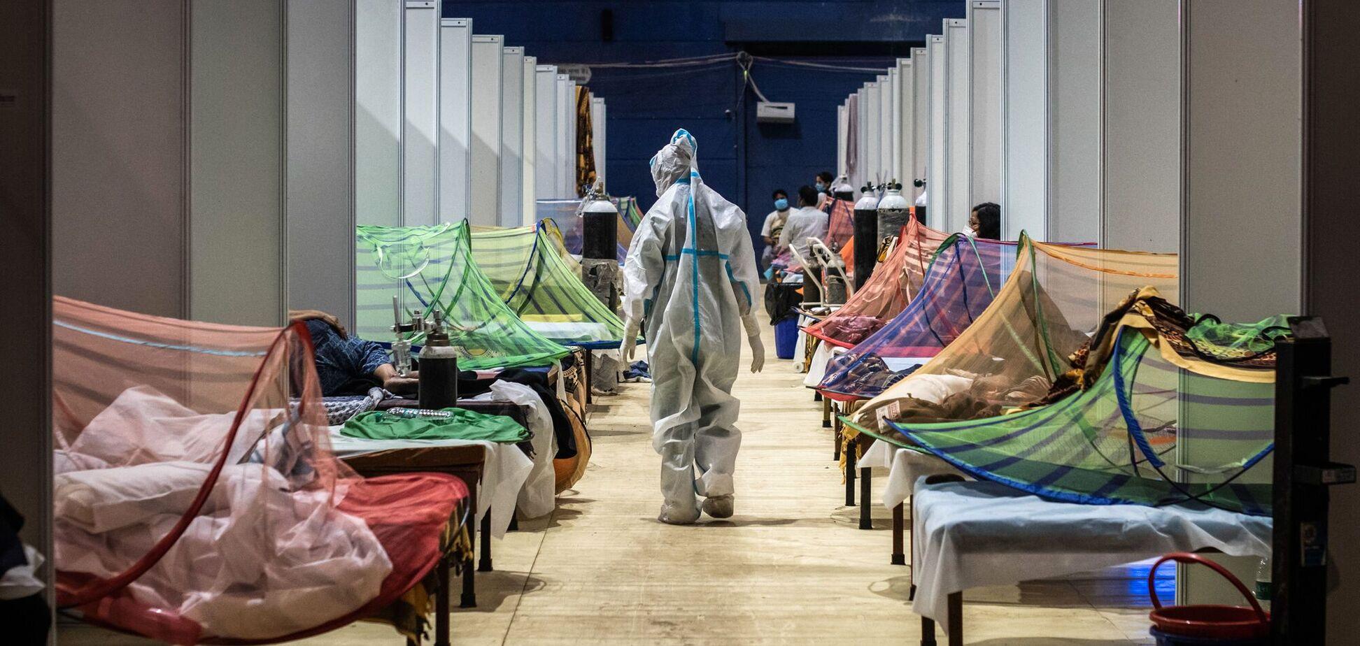 В Індії від COVID-19 померло понад 400 тисяч осіб, влада прискорила вакцинацію
