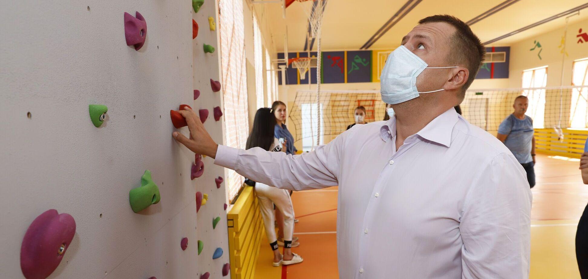 У Дніпрі продовжать системні ремонти шкіл в усіх районах міста