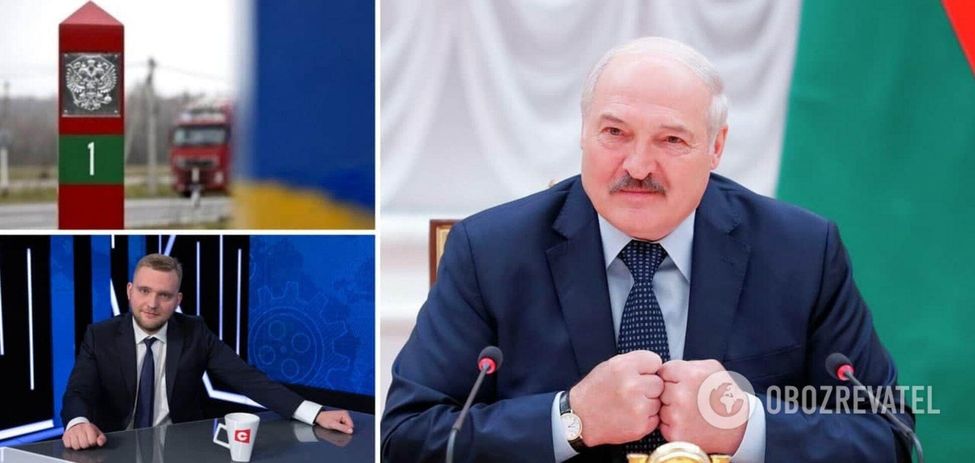 Лукашенко звинуватив Україну в тероризмі, заявив про контрабанду зброї і замах на пропагандиста: що наговорив диктатор