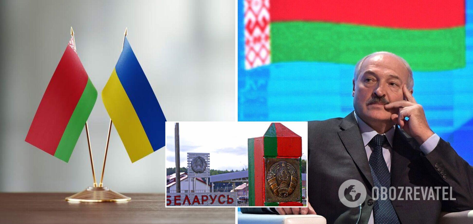 Наказ Лукашенка закрити кордон з Україною
