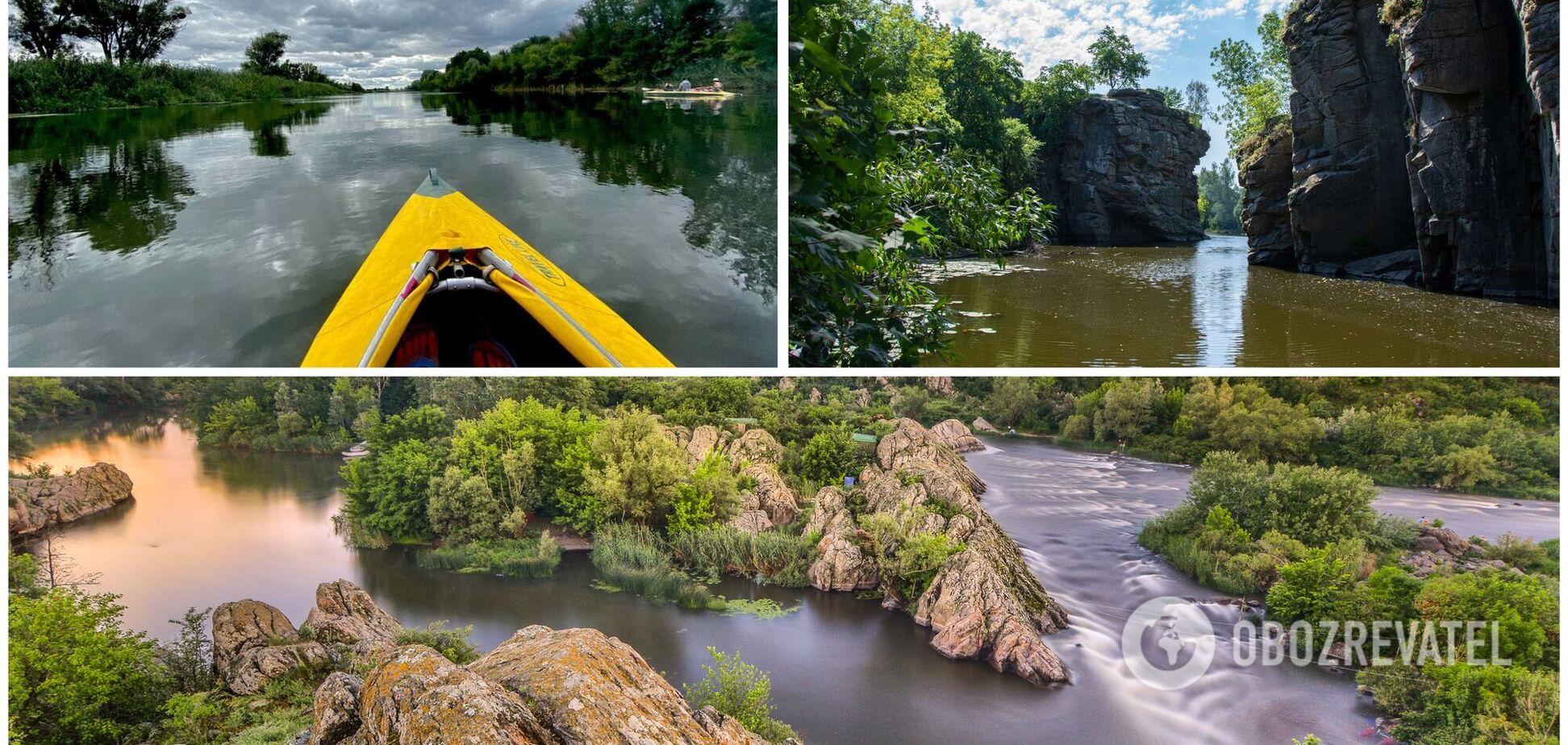Вместо моря: лучшие места для отдыха в Украине этим летом. Фото