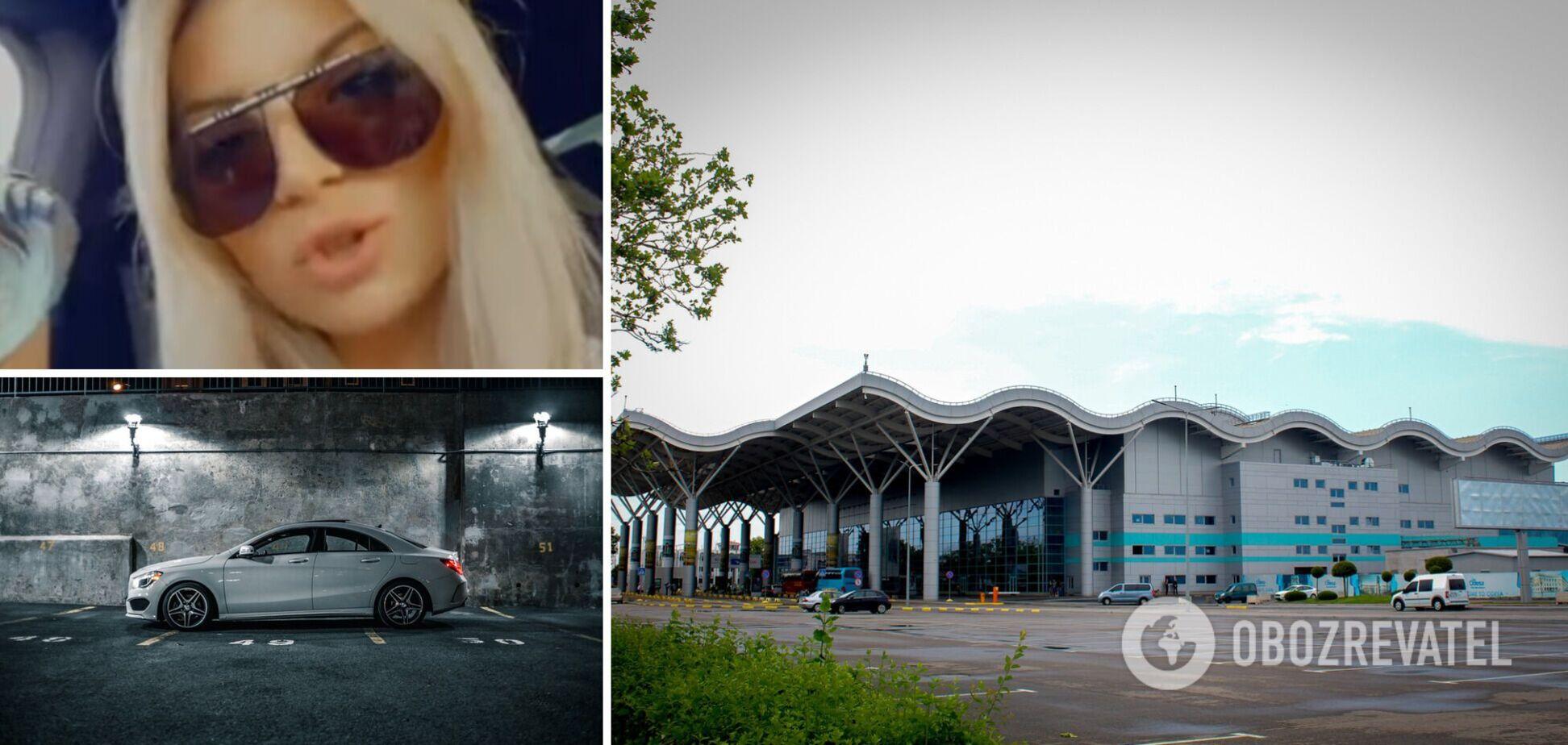 Скандал з паркуванням в аеропорту Одеси