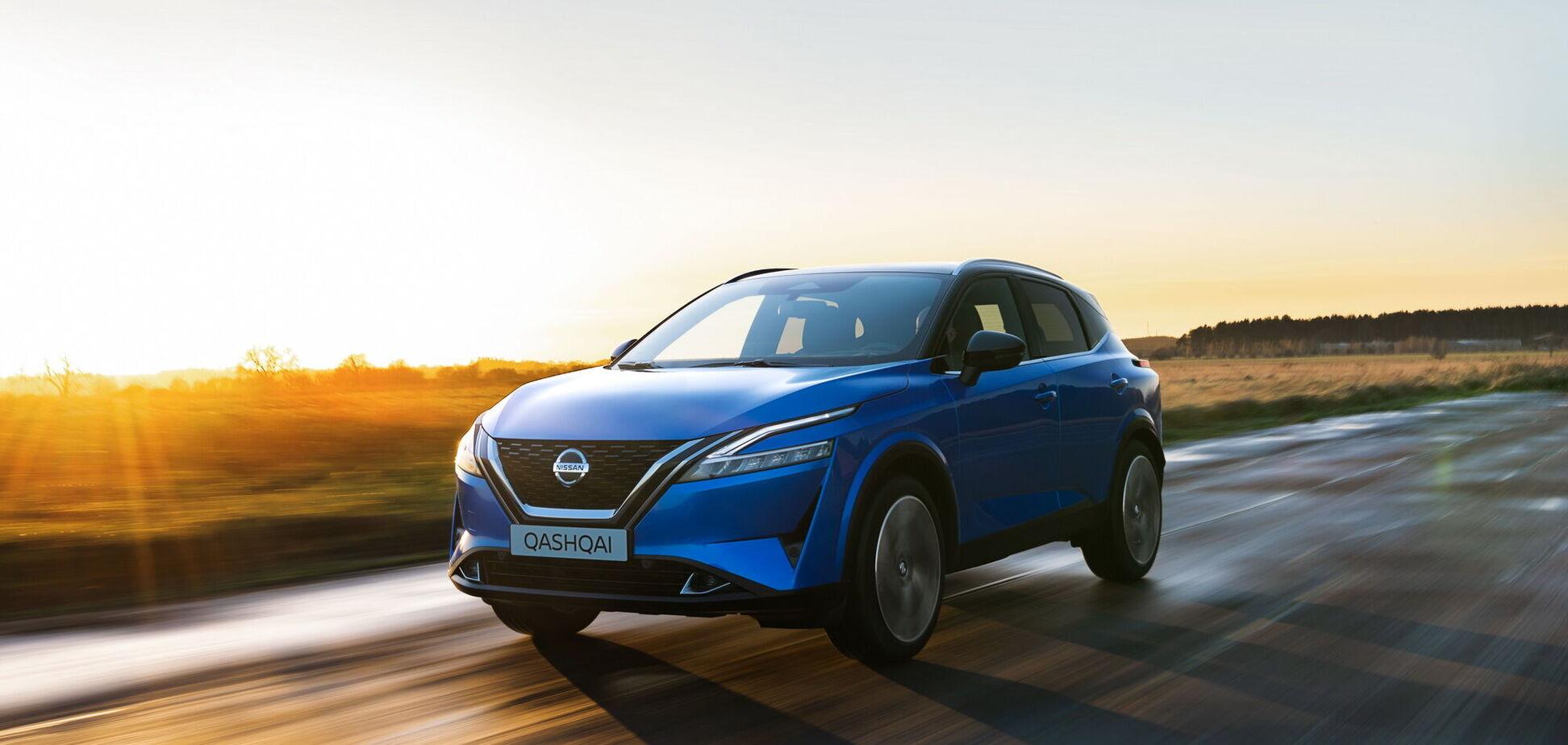 Новий Nissan Qashqai продається 'як гарячі пиріжки'