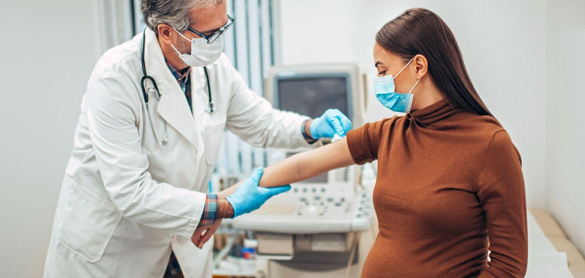Безопасна ли вакцинация от COVID-19 во время беременности