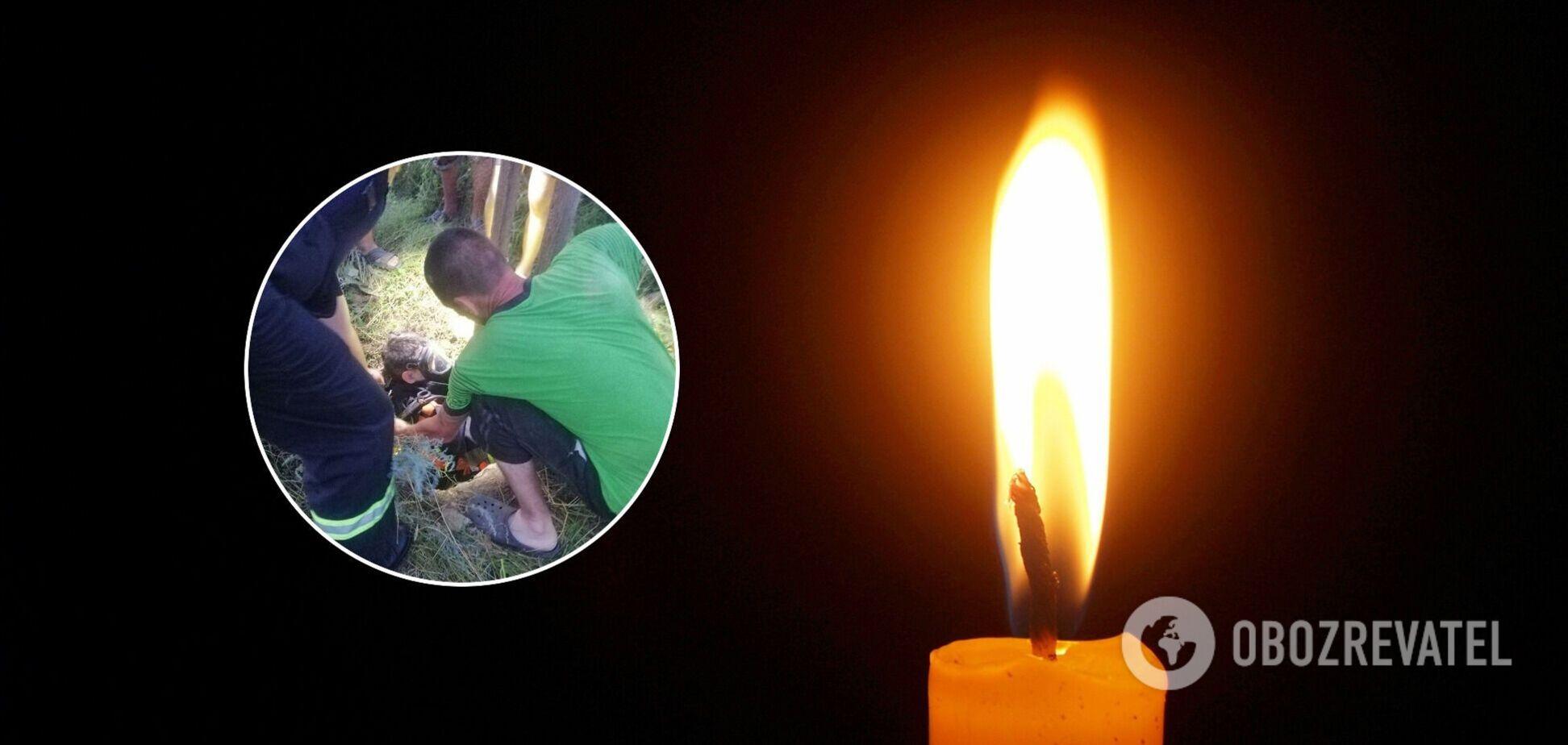 Трагічна смерть батька і сина під Одесою