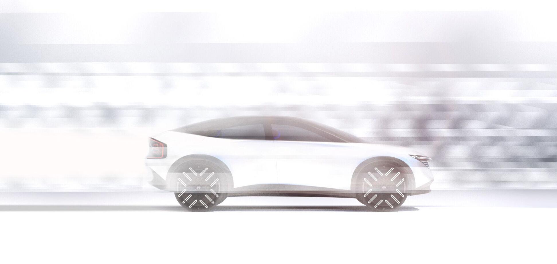 Nissan готує новий електрокросс та будує гігафабріку