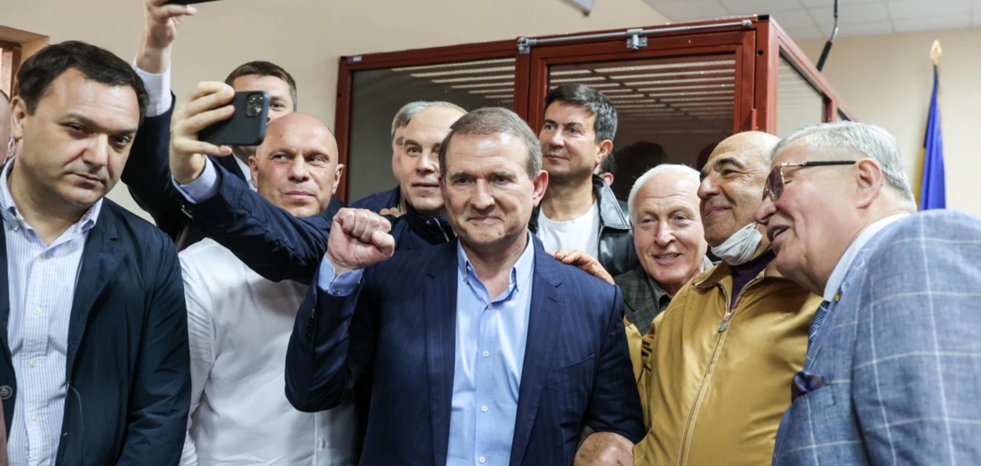 Медведчук обжаловал решение Печерского суда